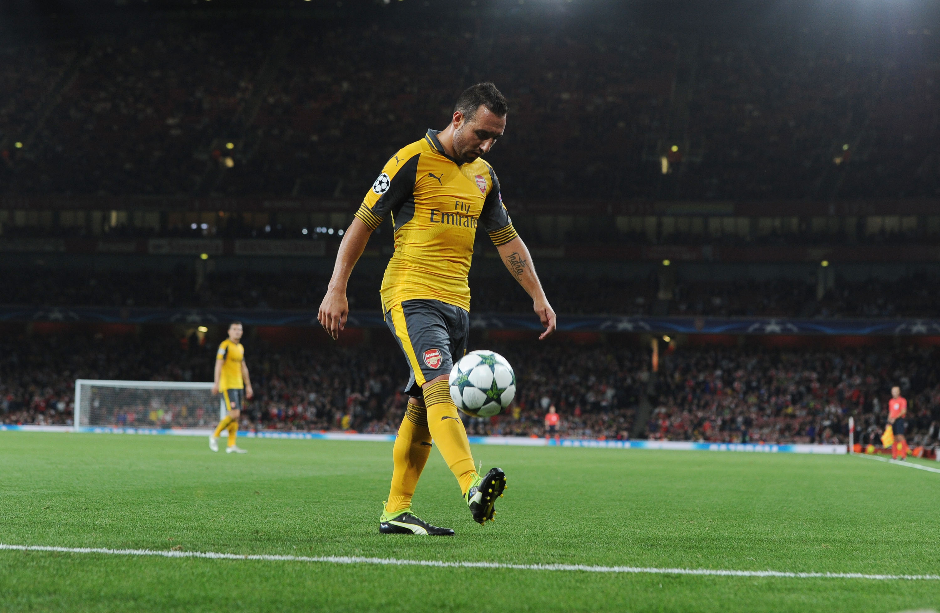 Arsenal Vs Basel: 5 Things We Learned - Page 2