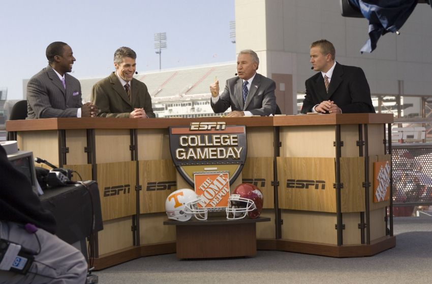 Best Espn College Gamday Signs Week 2 Tennessee Vs