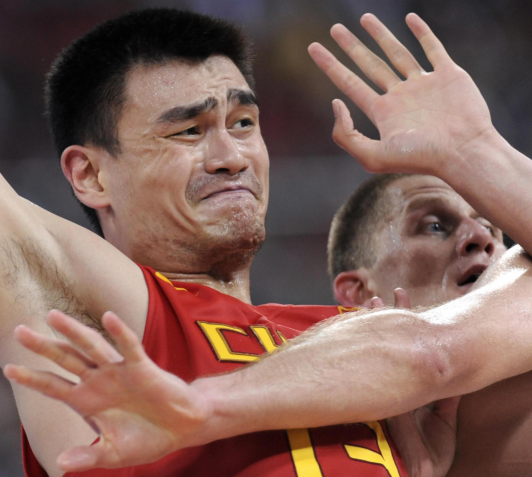 5 alternative NBA timelines for Yao Ming   FOX Sports