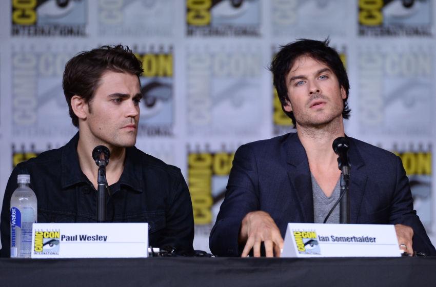 The Vampire Diaries se...
