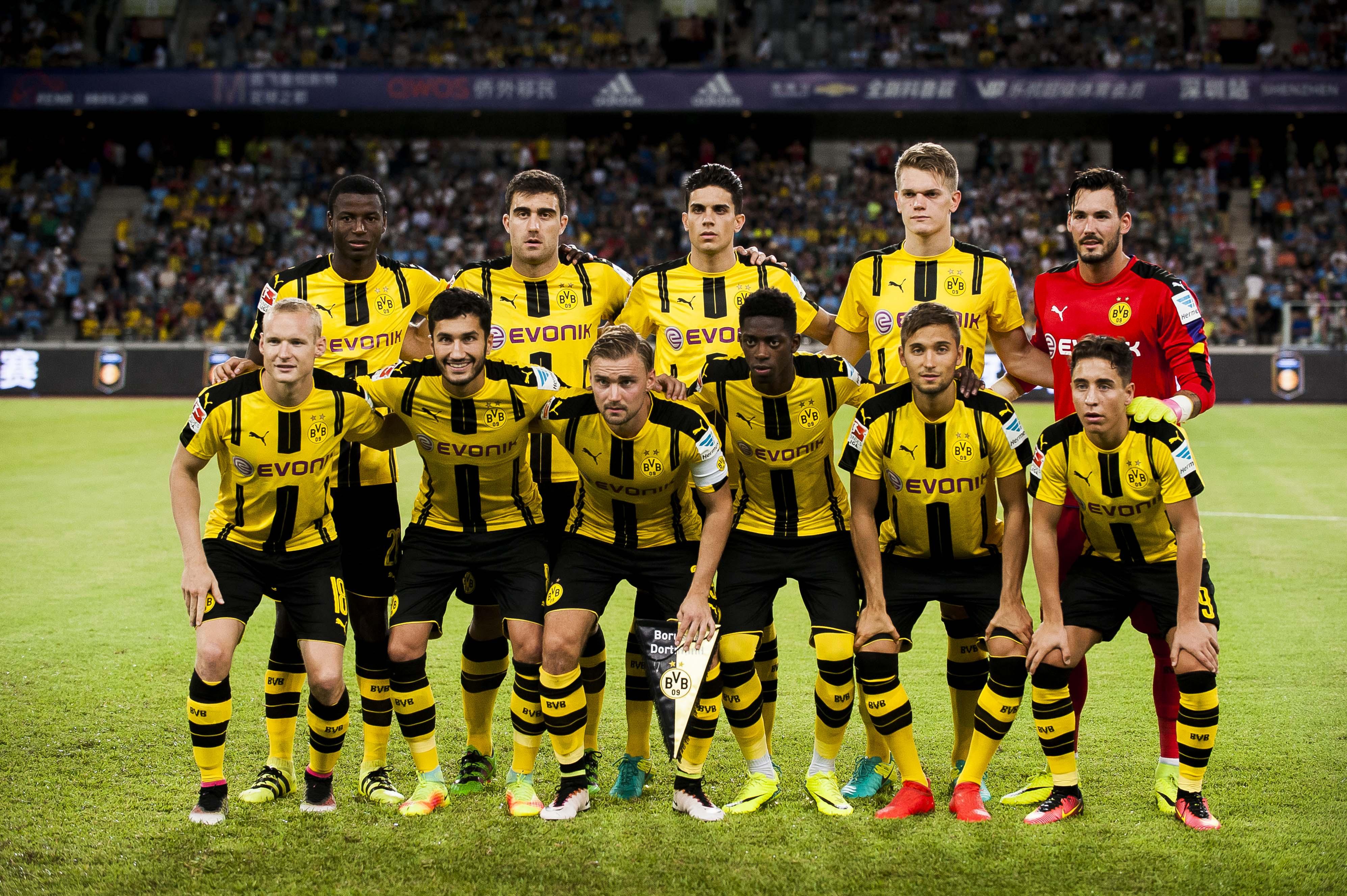 News Borussia Dortmund