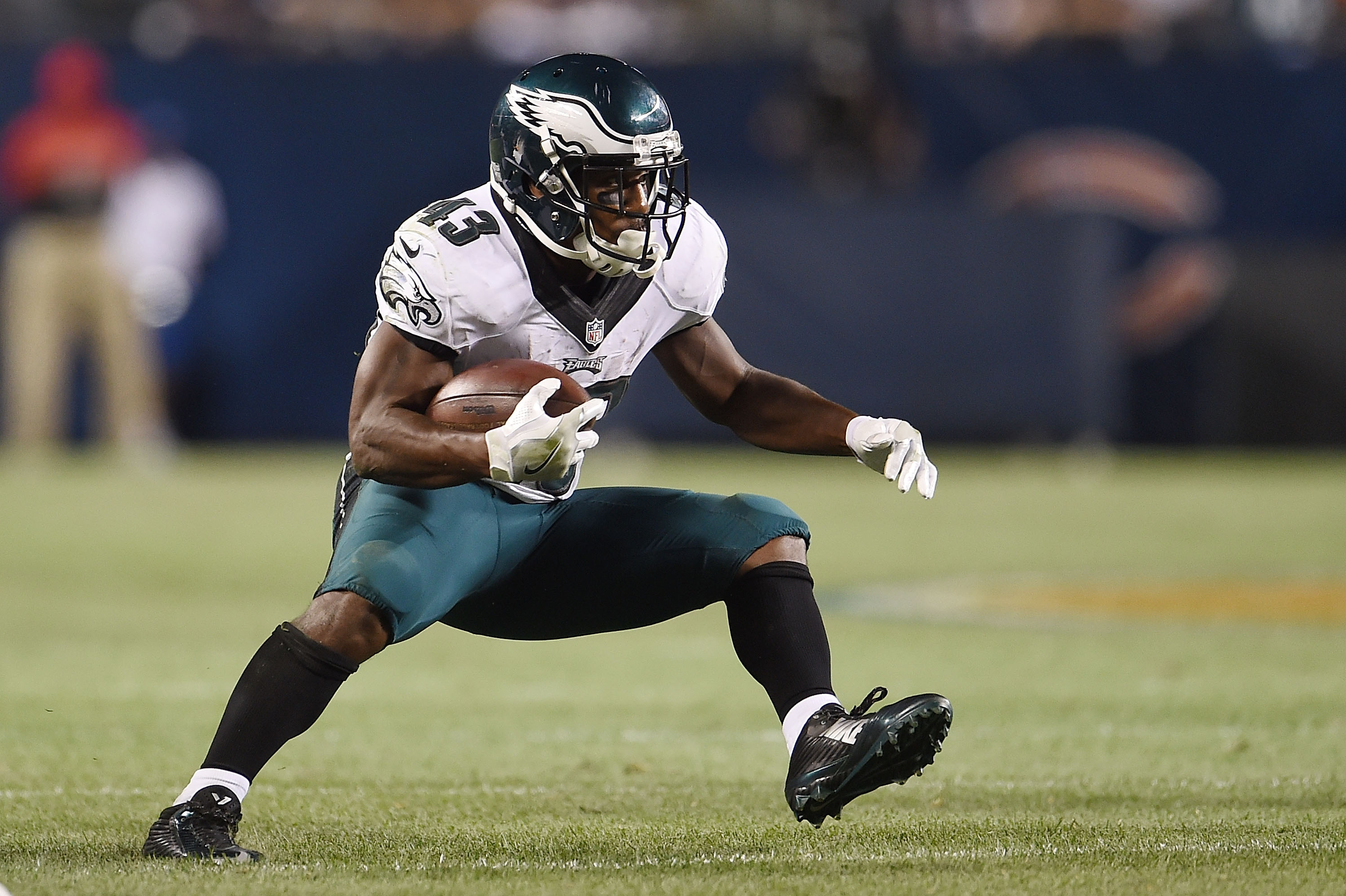 CHICAGO, IL - SEPTEMBER 19: Darren Sproles