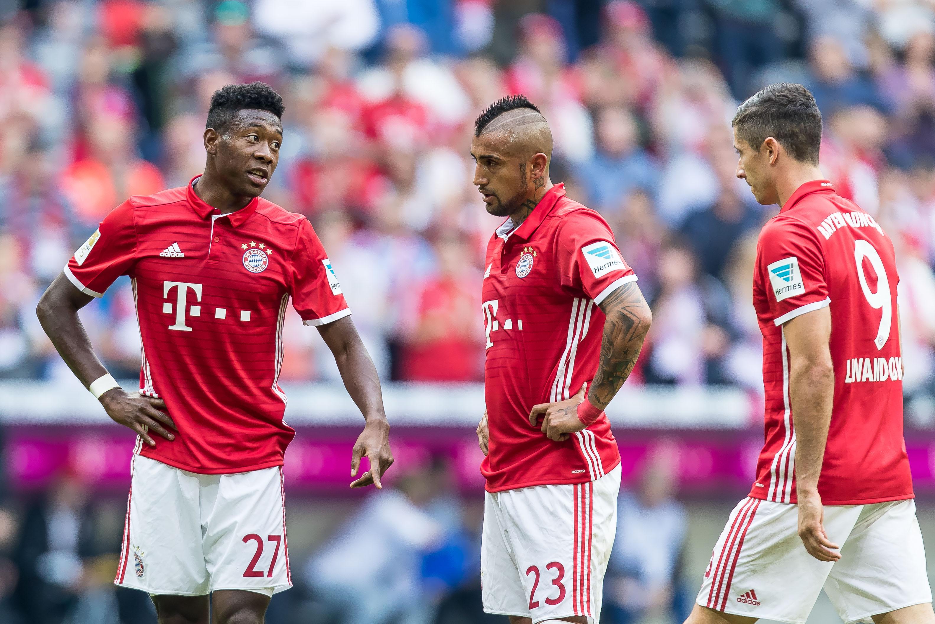 Eintracht Frankfurt vs. Bayern Munich: Watch Bundesliga online