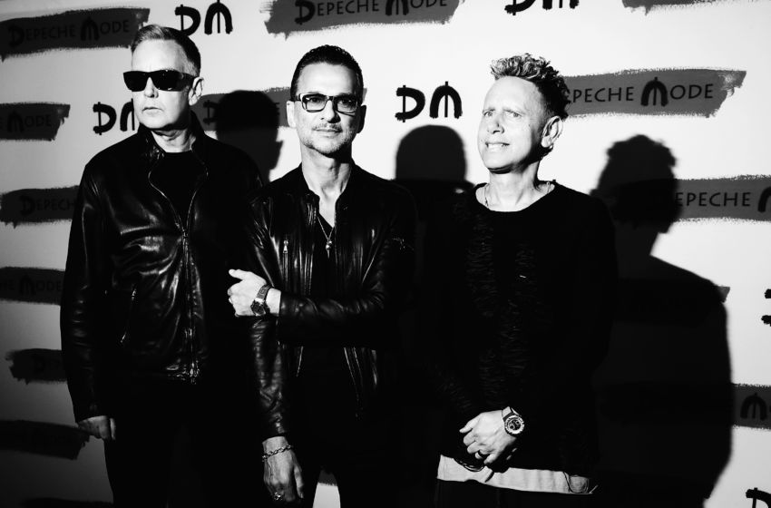 Resultado de imagen de depeche mode 2017 usa