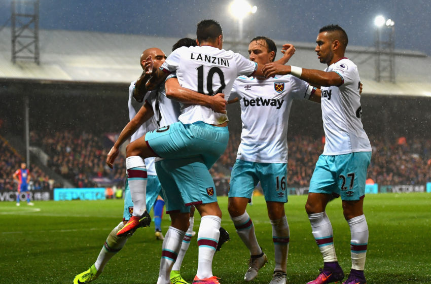 Reid sees red as Spurs steal win from West Ham