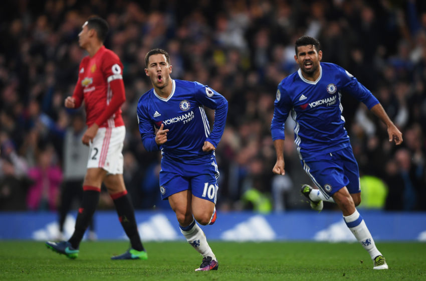 Player Ratings As Chelsea Thrash Mourinho's Manchester United