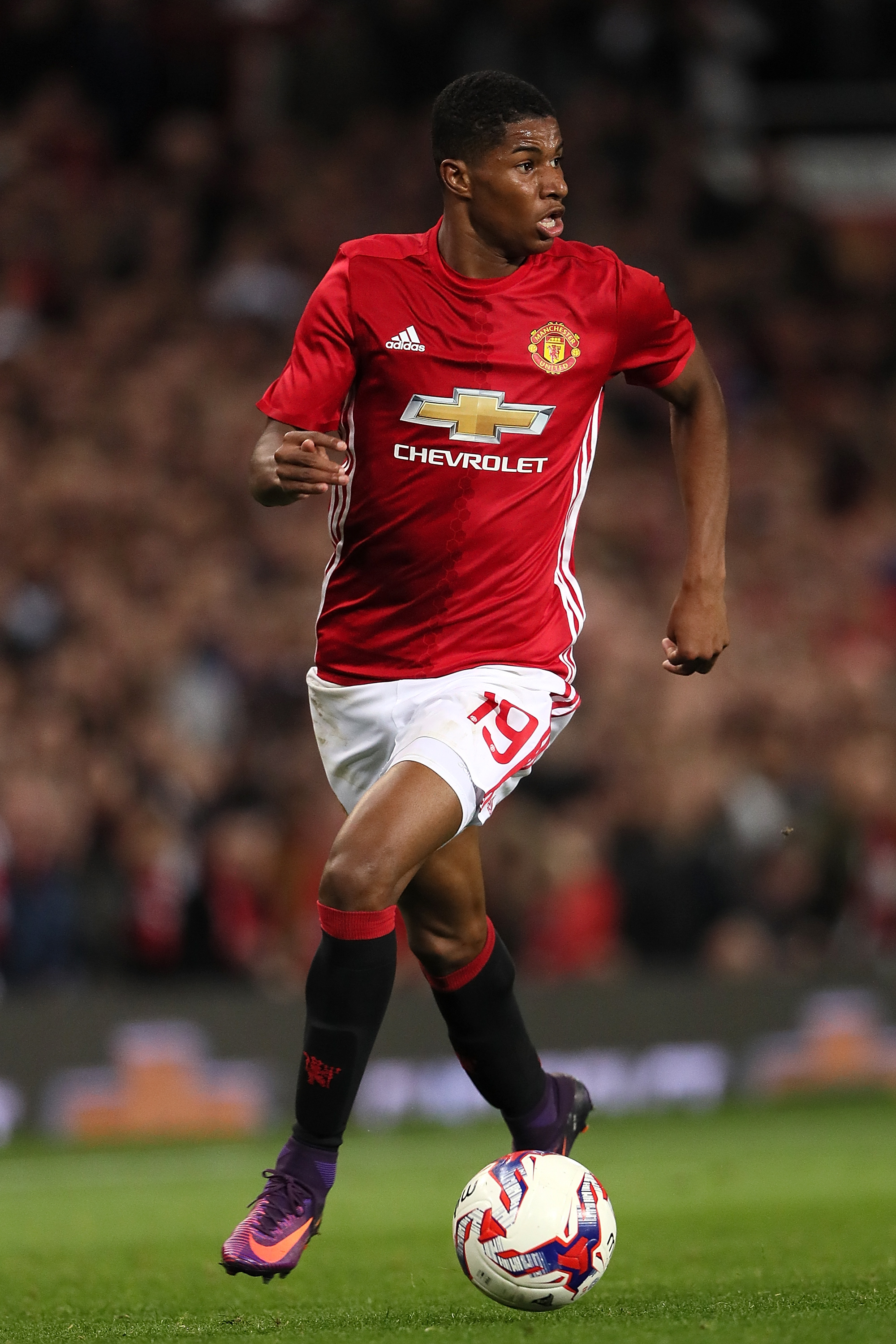 Manchester United- What Has Happened To Martial and Rashford?