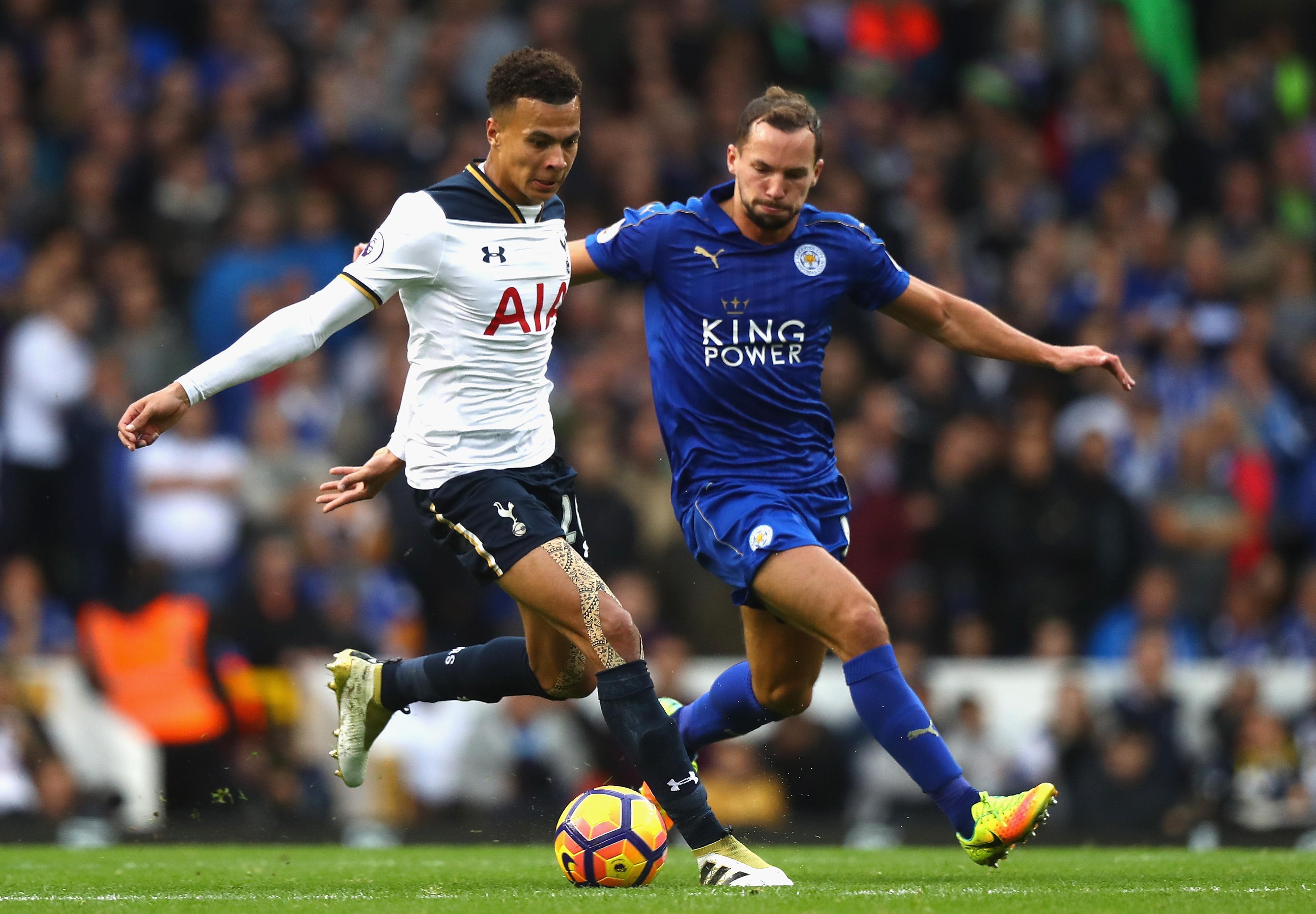 Tottenham Vs Leicester: Tottenham DrawSpur: Player Ratings V Leicester City