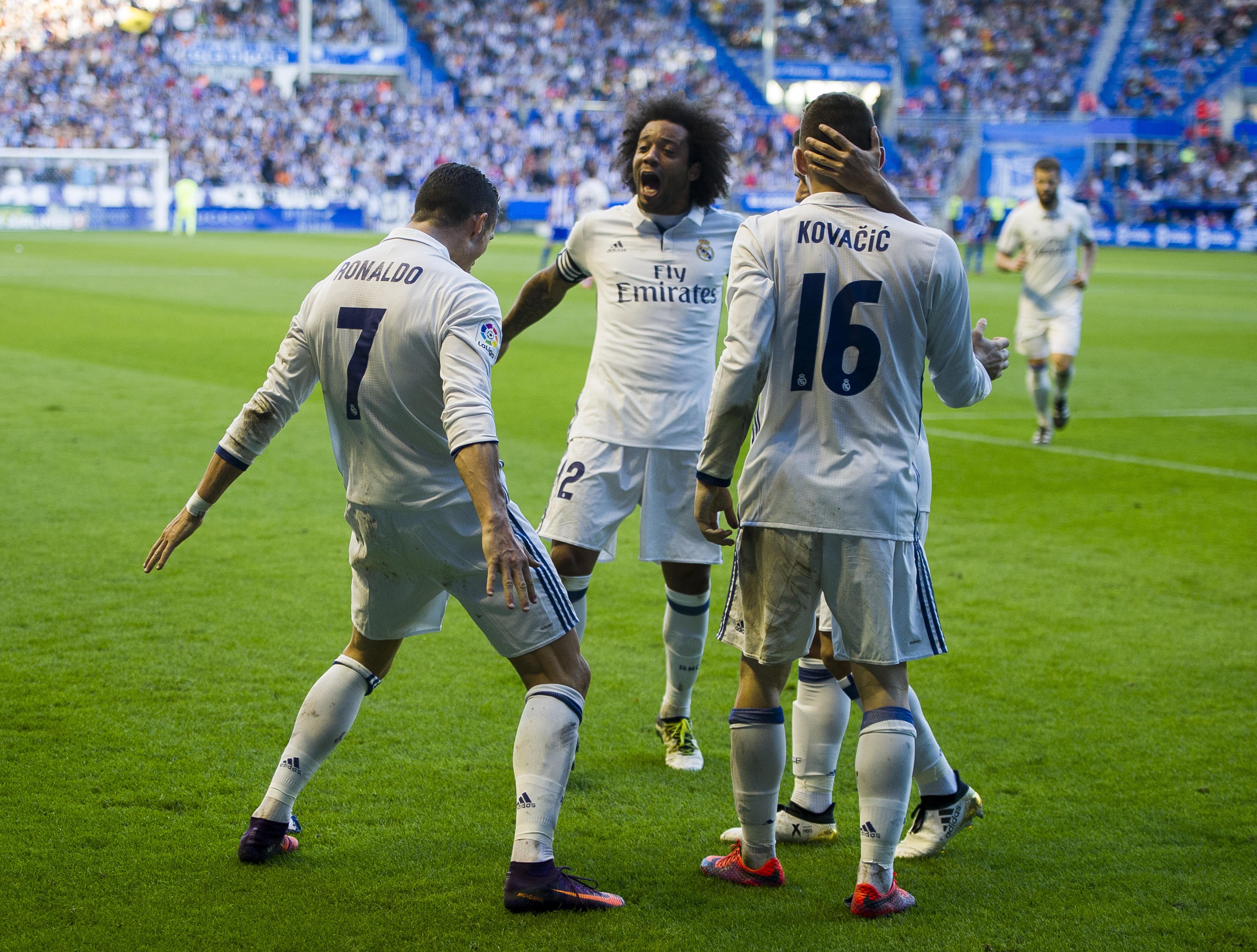 Real Madrid Vs Deportivo La Coruna Live Stream Watch La