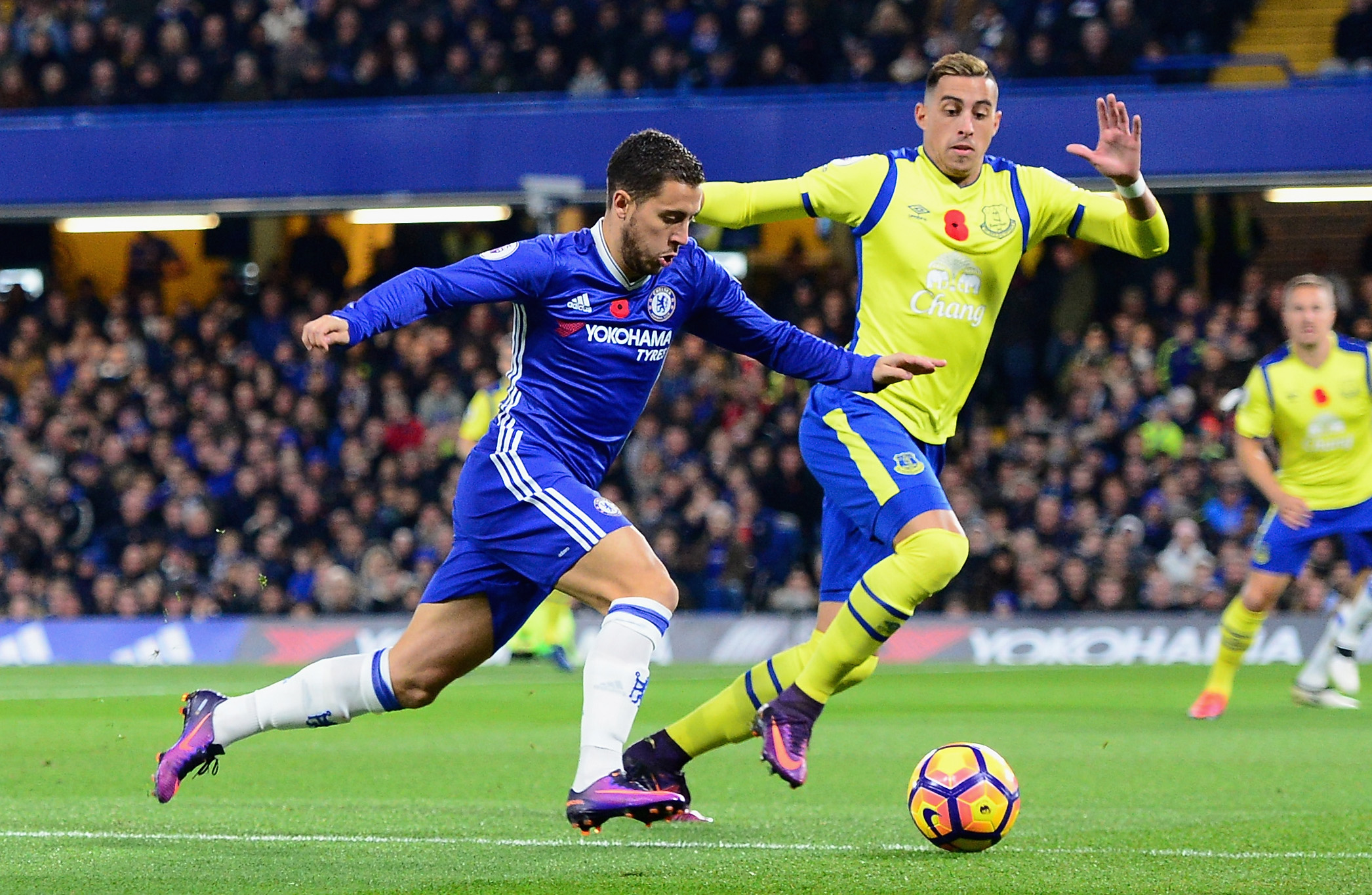 Chelsea v Everton: Eden Hazard leads Blues to crushing ...
