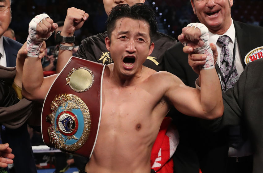 Zou Shiming scored a big win for Chinese boxing on the Manny Pacquiao undercard.