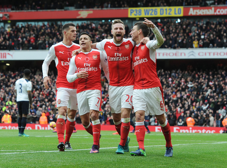 Arsenal Tottenham Hotspur Premier League Vs Spurs Cinci Things We Learned