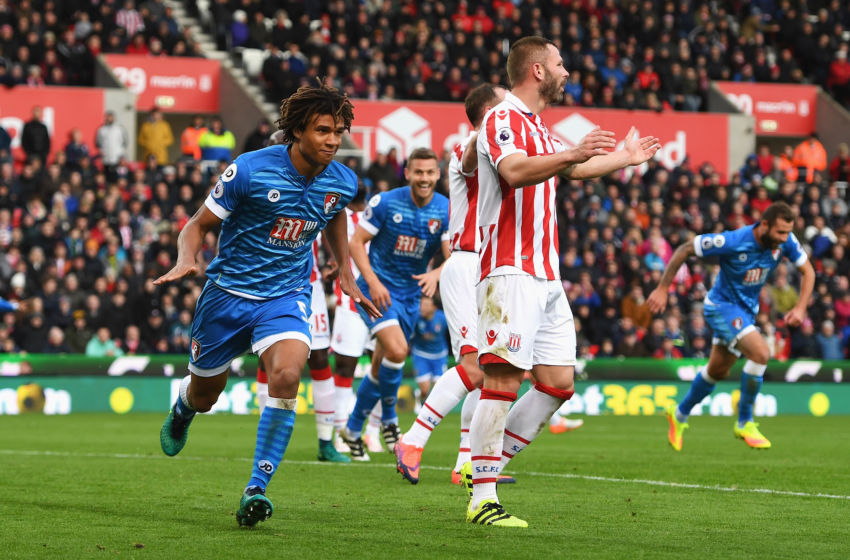 Image result for Nathan Ake (Bournemouth AFC)
