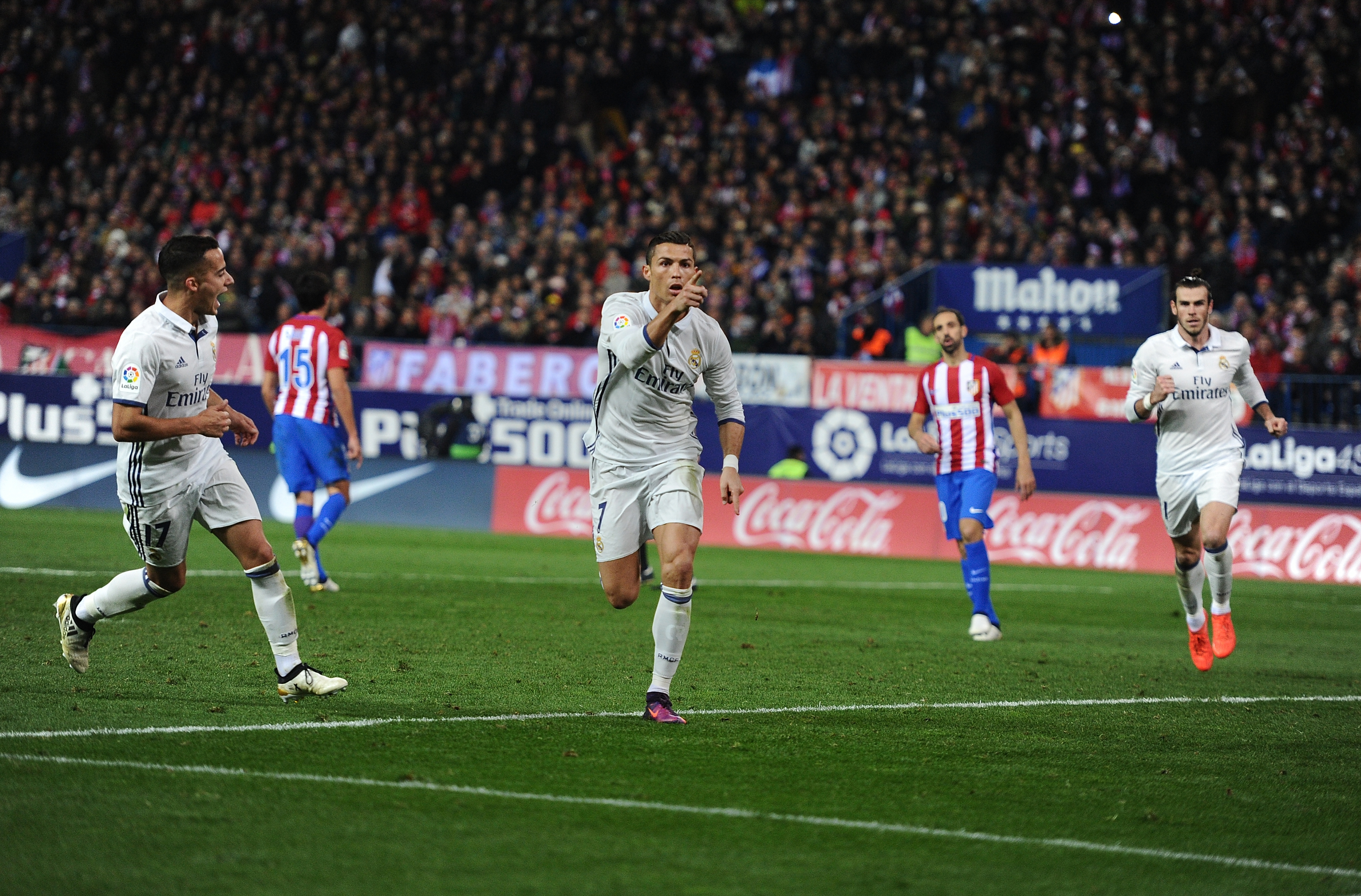 Atletico Madrid Vs Real Madrid: Real Madrid Flatten Atletico; Player Ratings