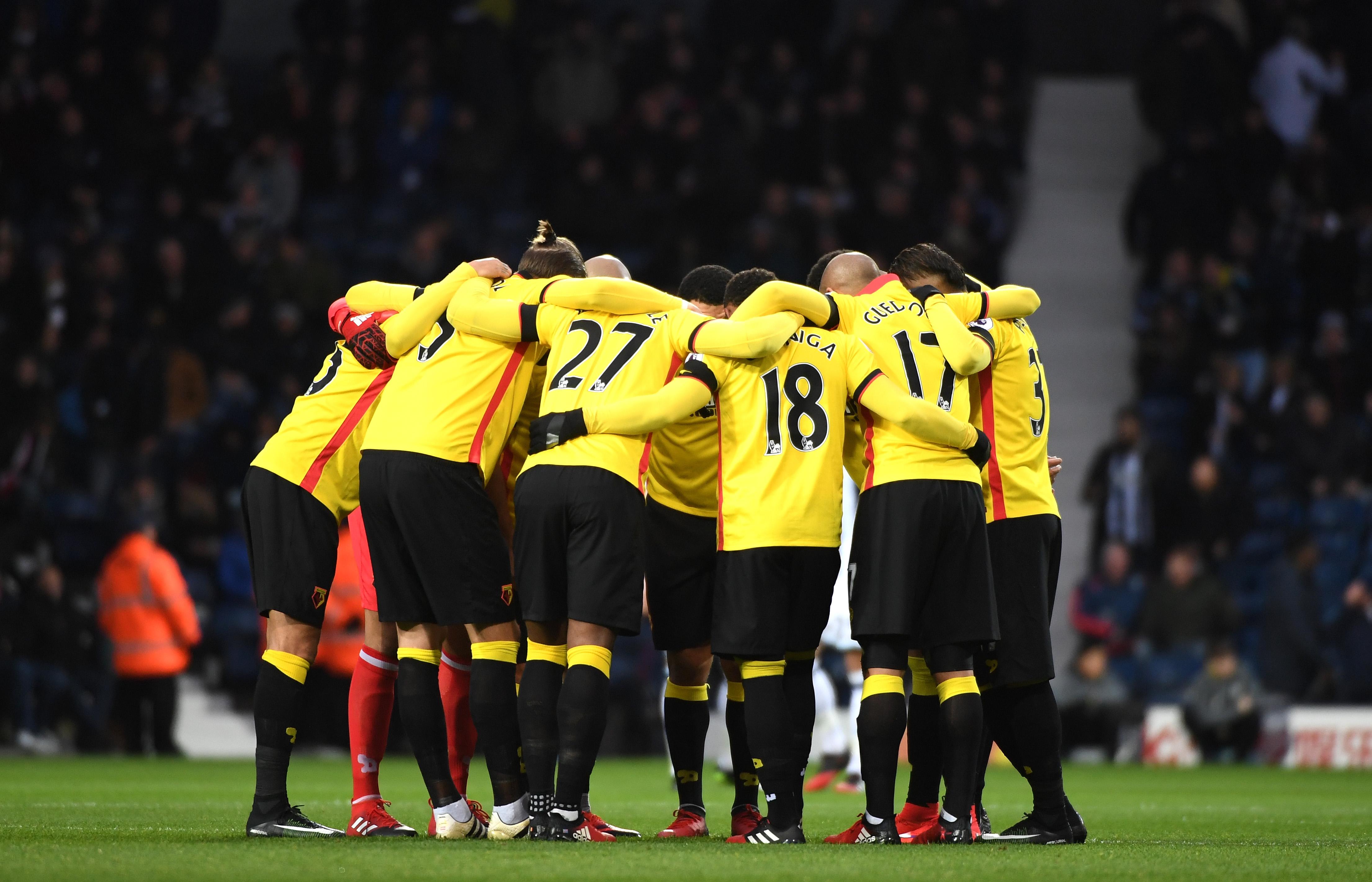 Watford 3 Everton 2: Stefano Okaka double sinks Toffees