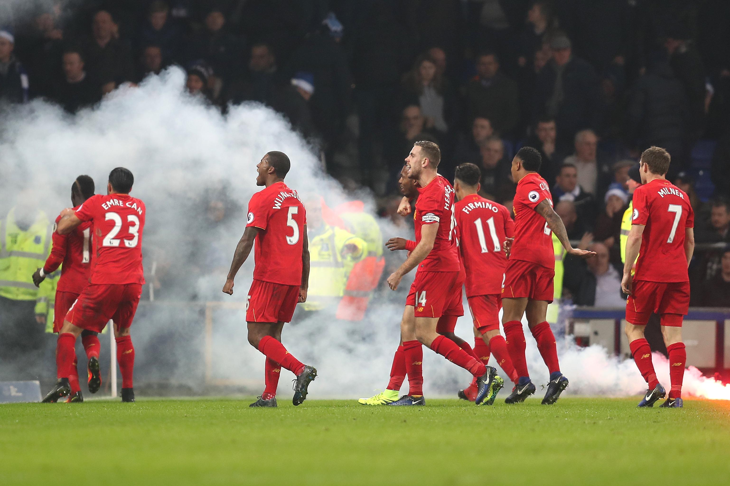 Klopp hails Sturridge impact off bench at Everton