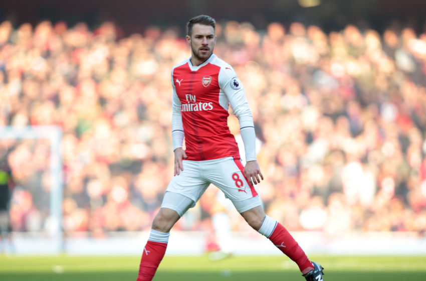 Arsenal: Is This The End Of Aaron Ramsey?