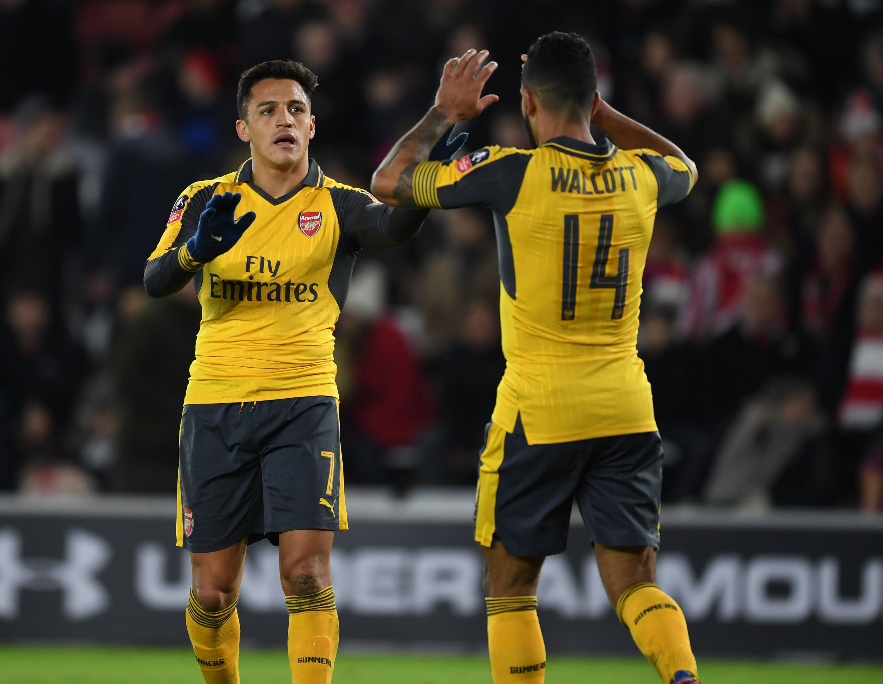 Match Previews: Arsenal v Watford