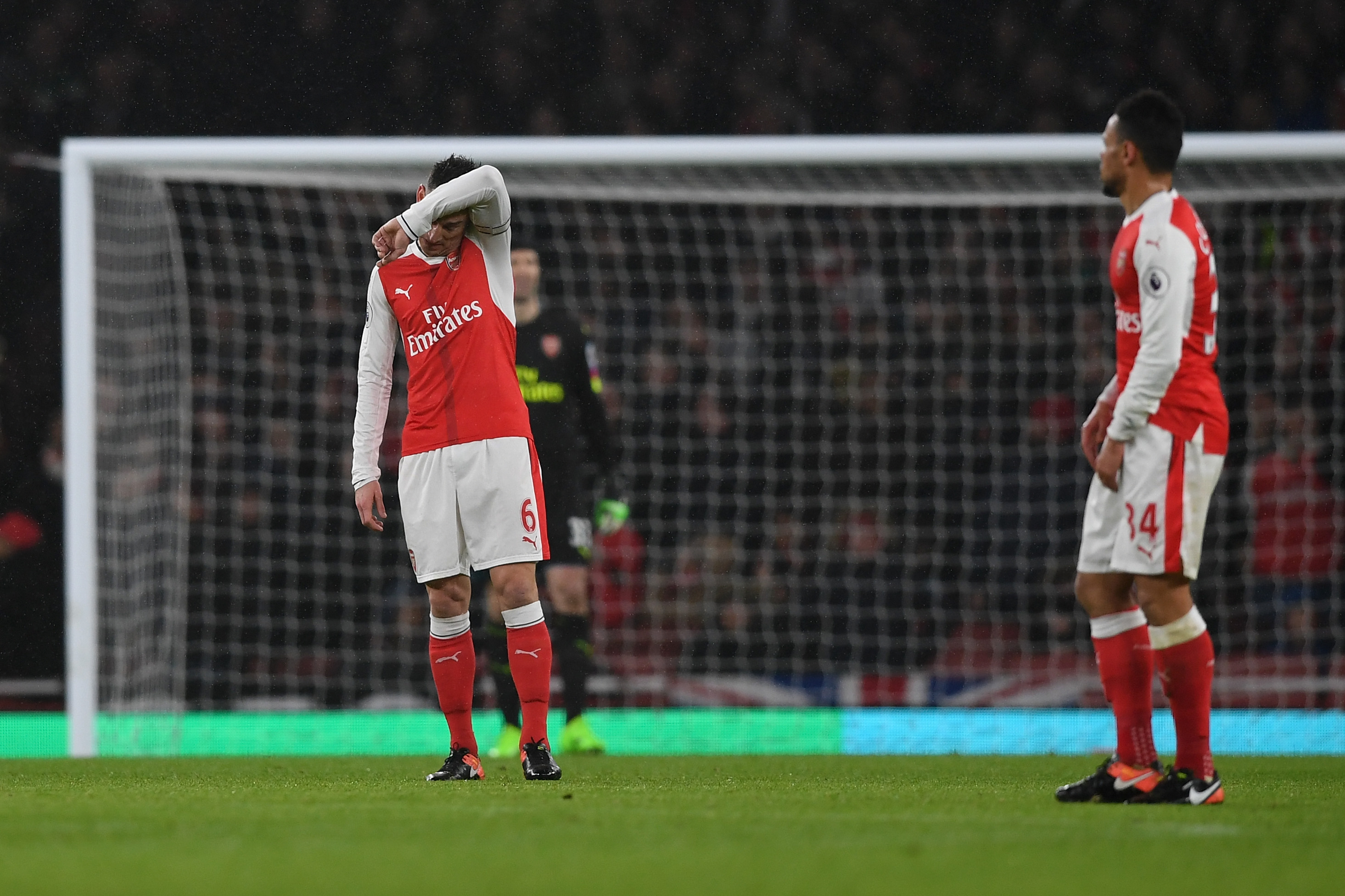 Arsenal Vs Watford: Complete Player Ratings