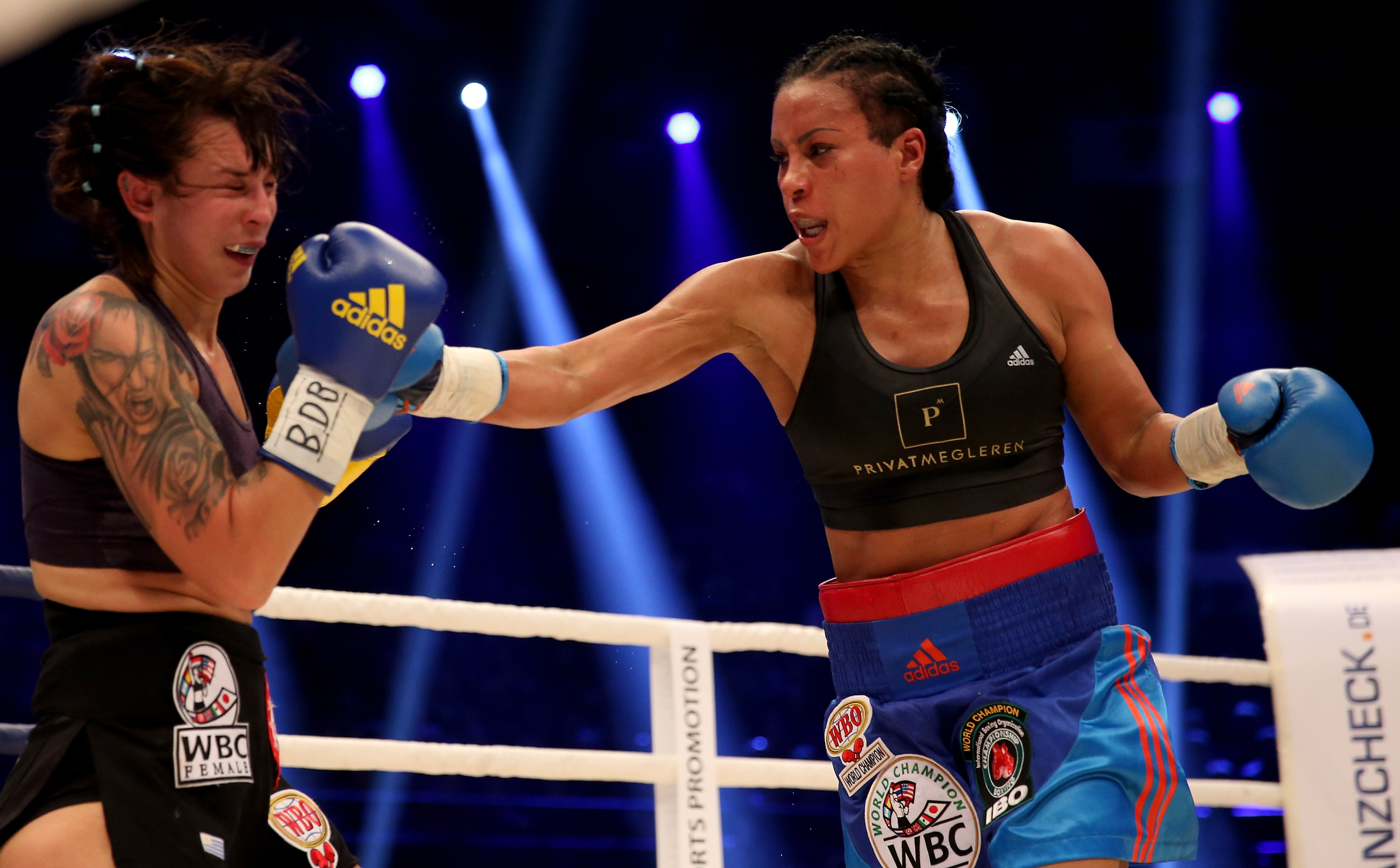 Cecilia Braekhus Has Challenged And Changed Boxing