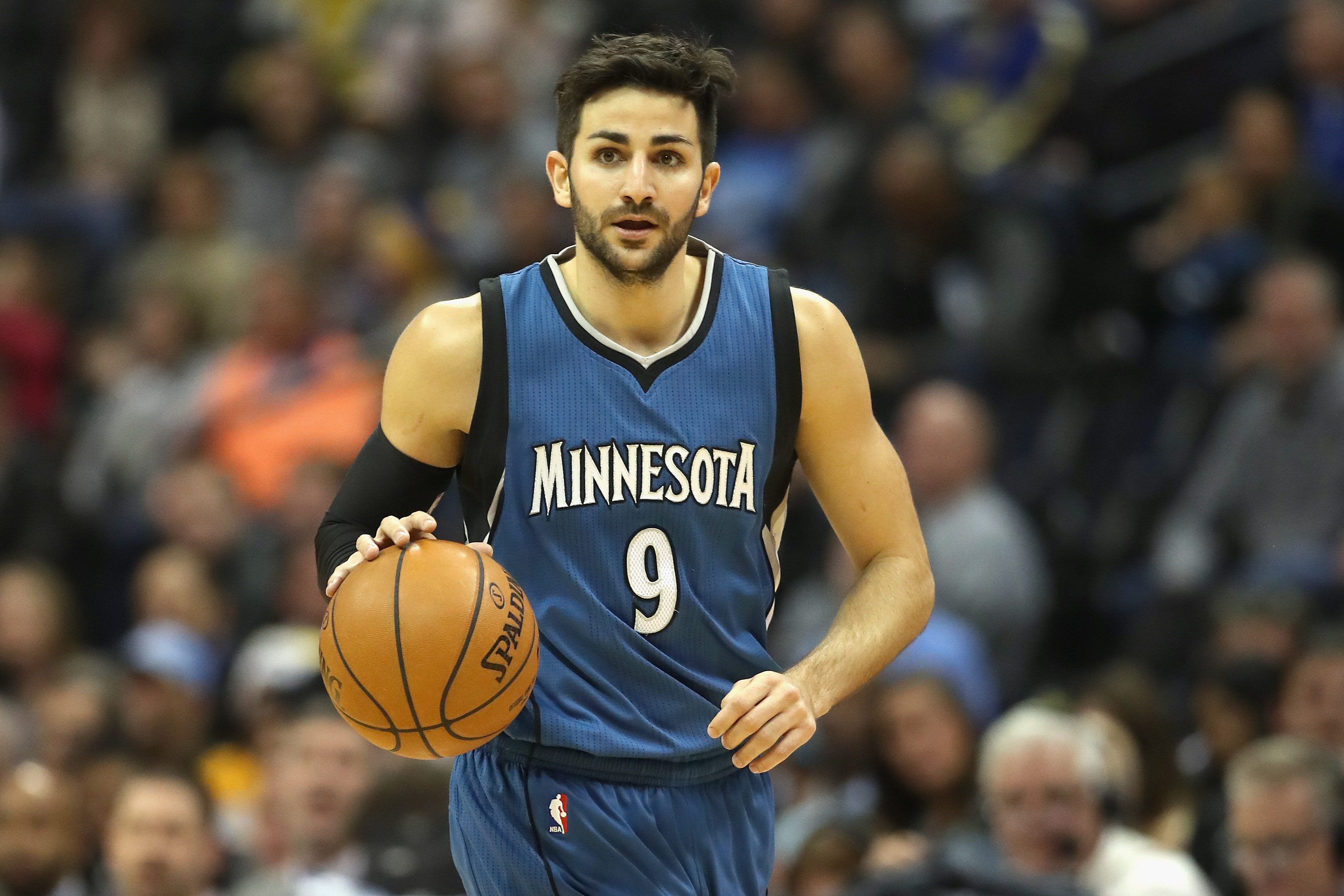 e261b2864 What the Ricky Rubio trade means for the Utah Jazz. NBA Denver Nuggets at Minnesota  Timberwolves u2013 ...