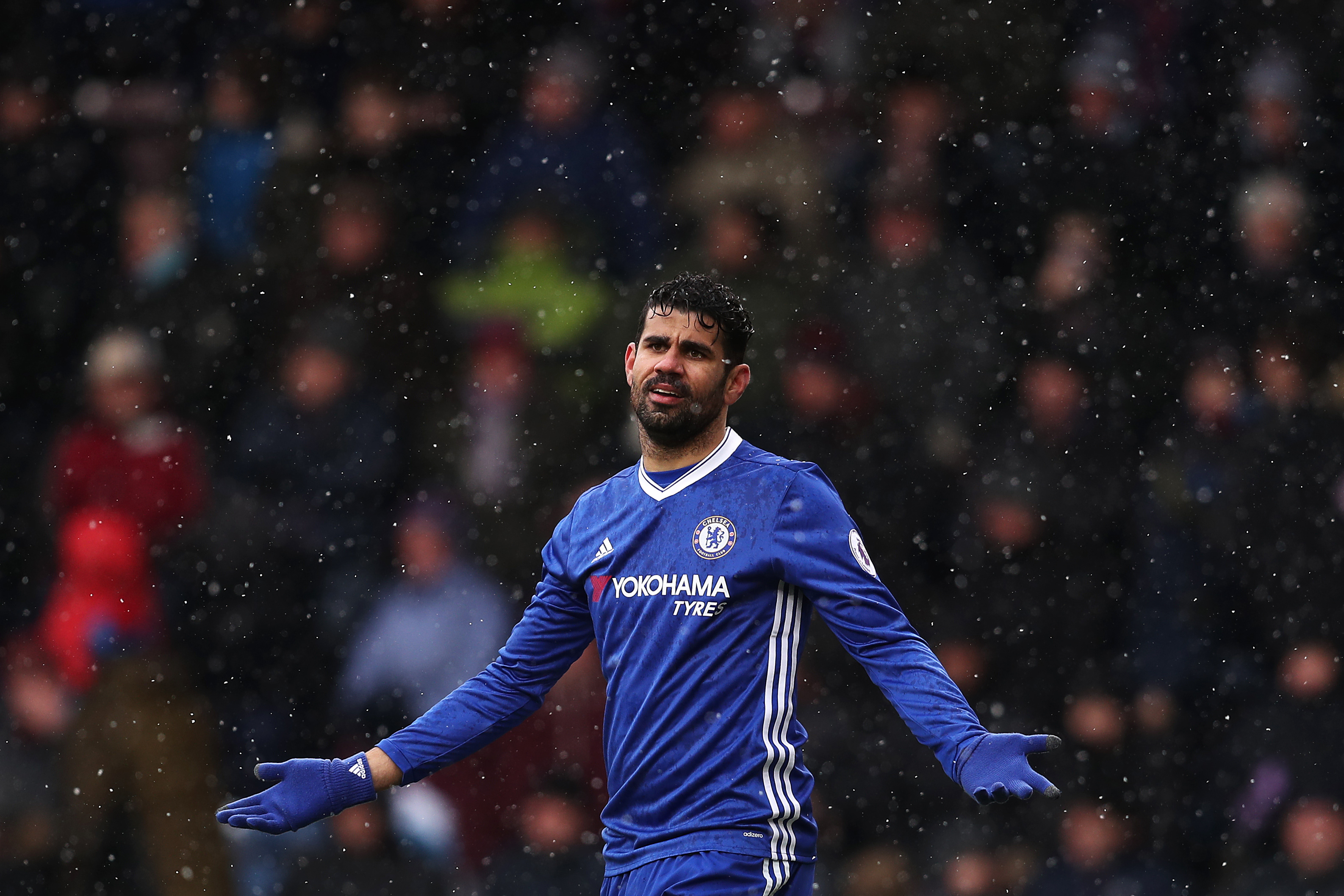 Conte praises Burnley after Chelsea held