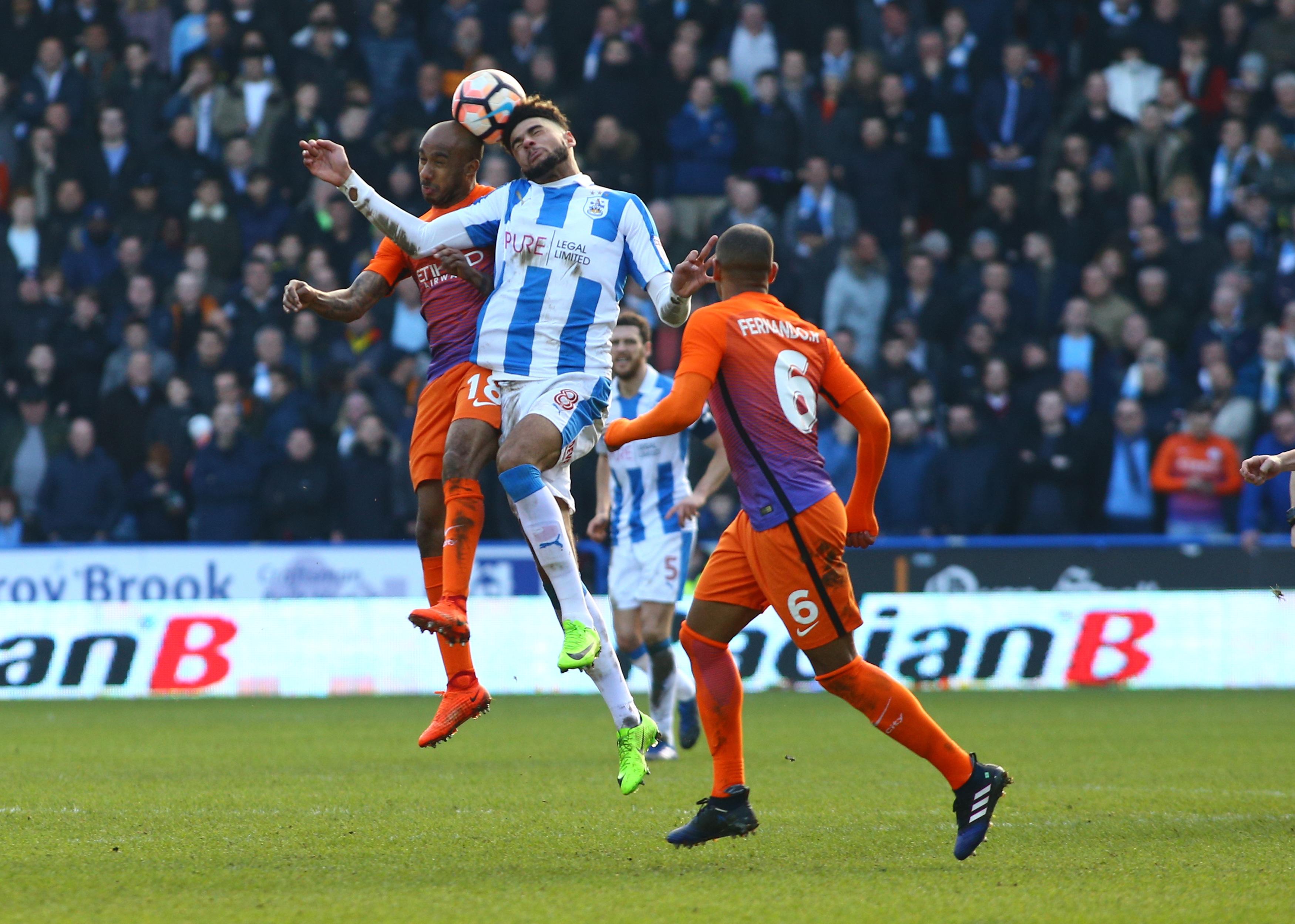 Pep Guardiola praises Claudio Bravo, Huddersfield's Joel Coleman after draw