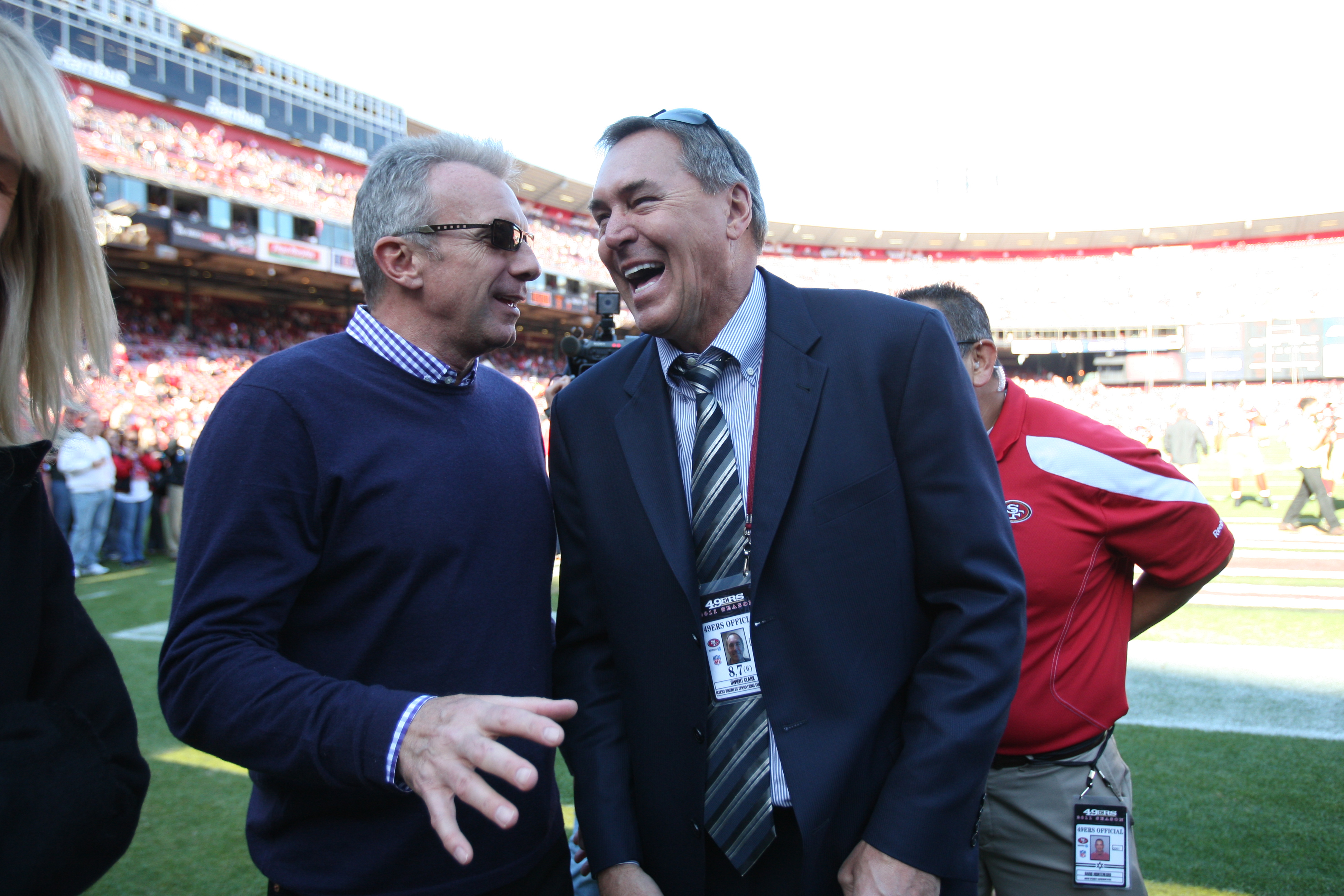 Former 49ers Legend Dwight Clark Announces He Has Als