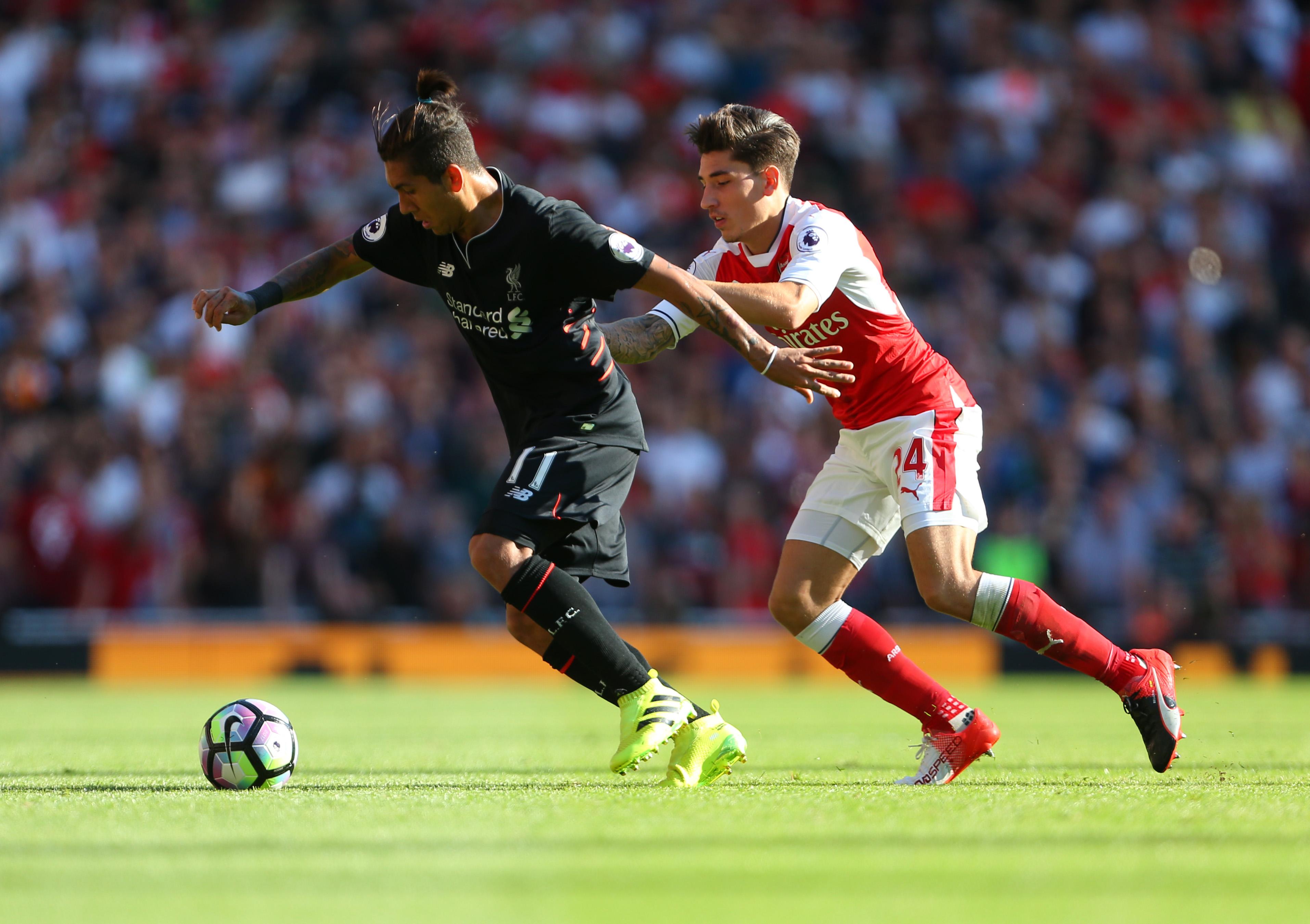 Liverpool Arsenal Highlights