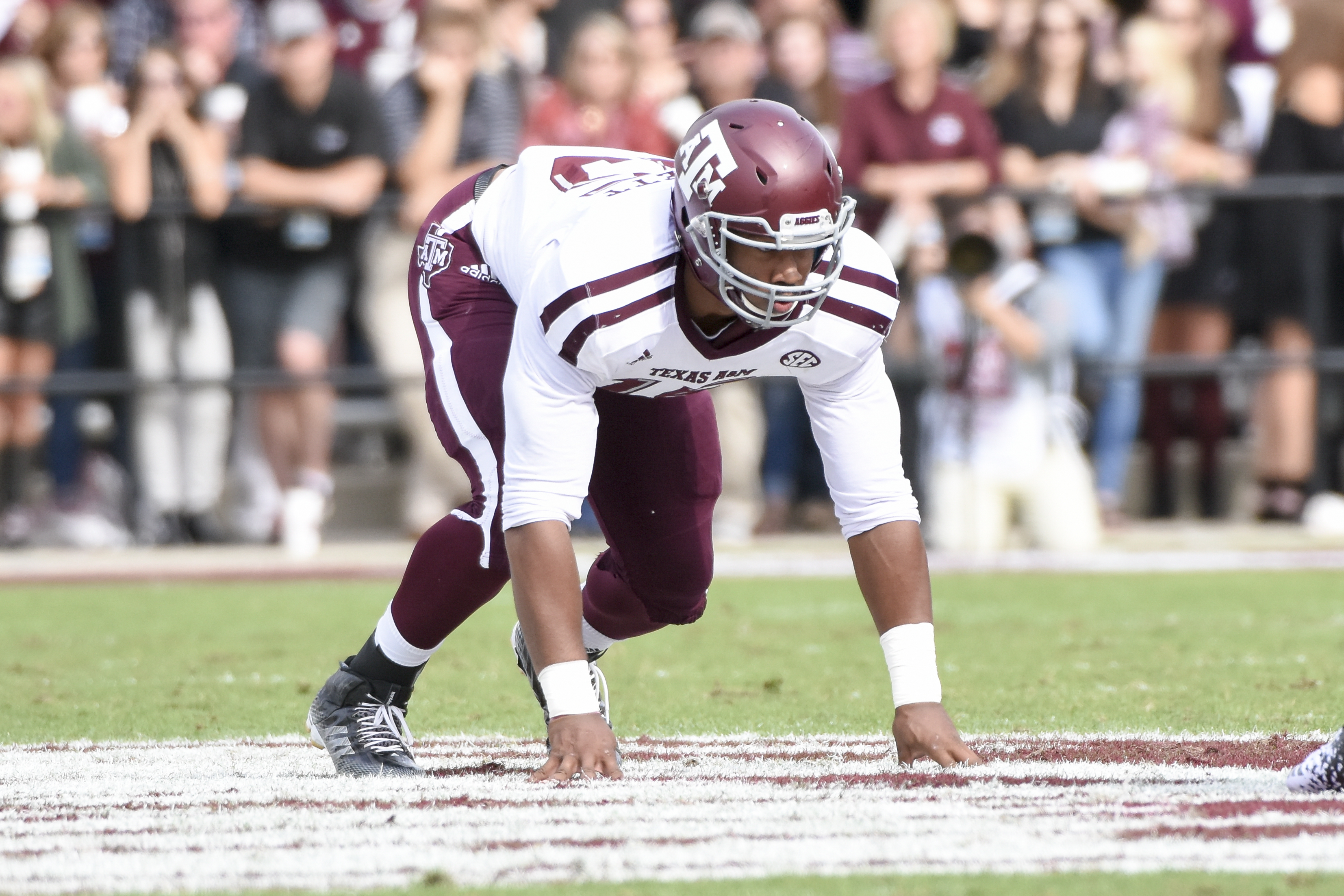 New Orleans Saints Scouting  Dean Mullen s 2017 Two Round NFL Mock Draft  For All 32 Teams – Who … b4202c255