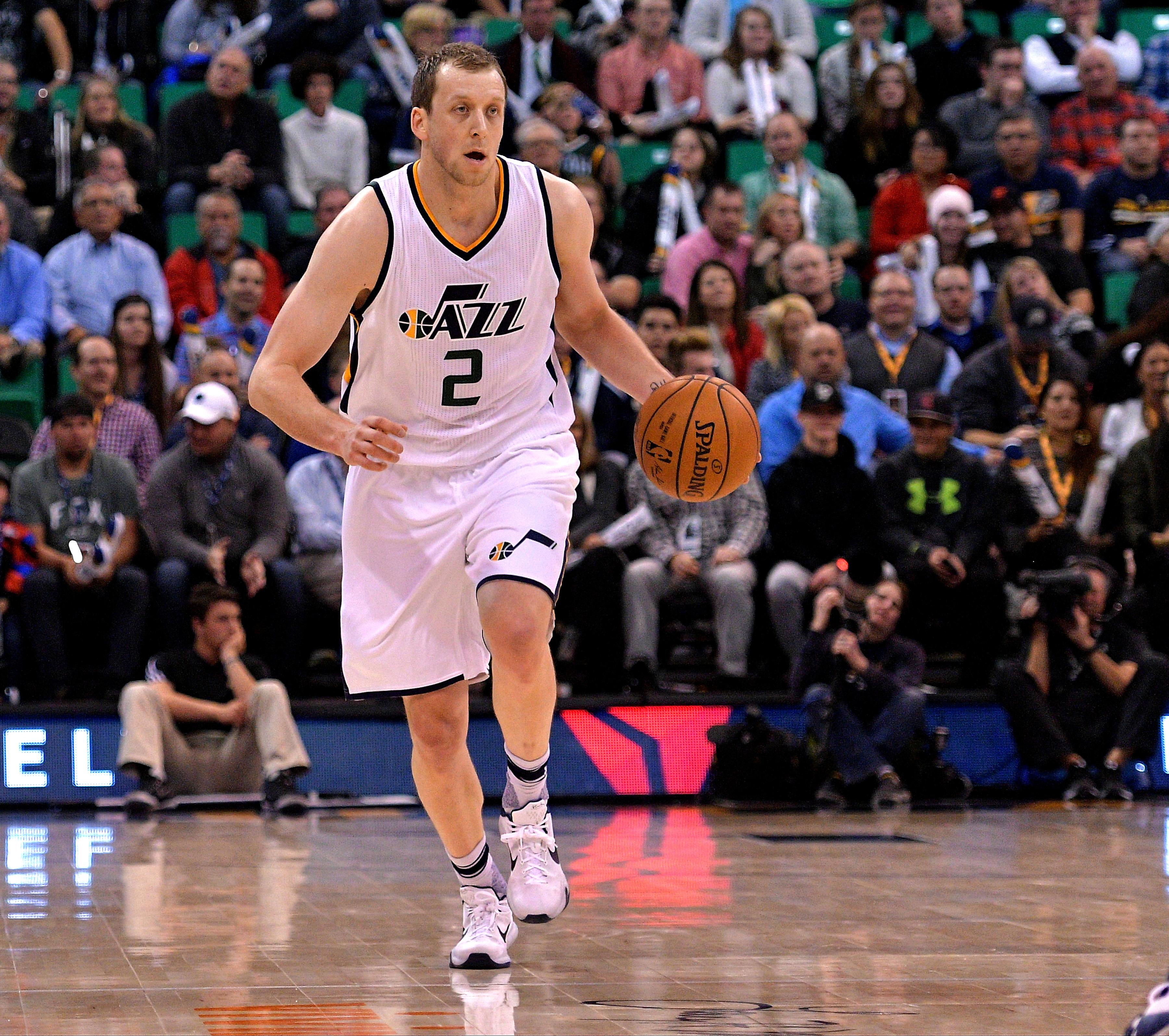 Utah Jazz: Joe Ingles' Future In Utah Very Much In Doubt