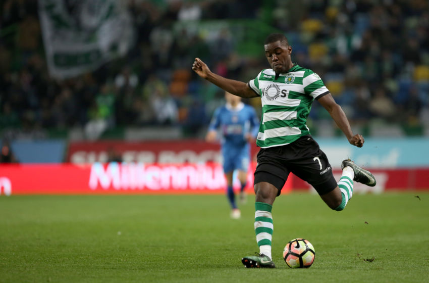 Sporting Feirense: Arsenal: Joel Campbell A Problem Set To Re-Emerge