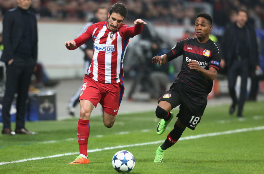 Atletico Madrid Leverkusen