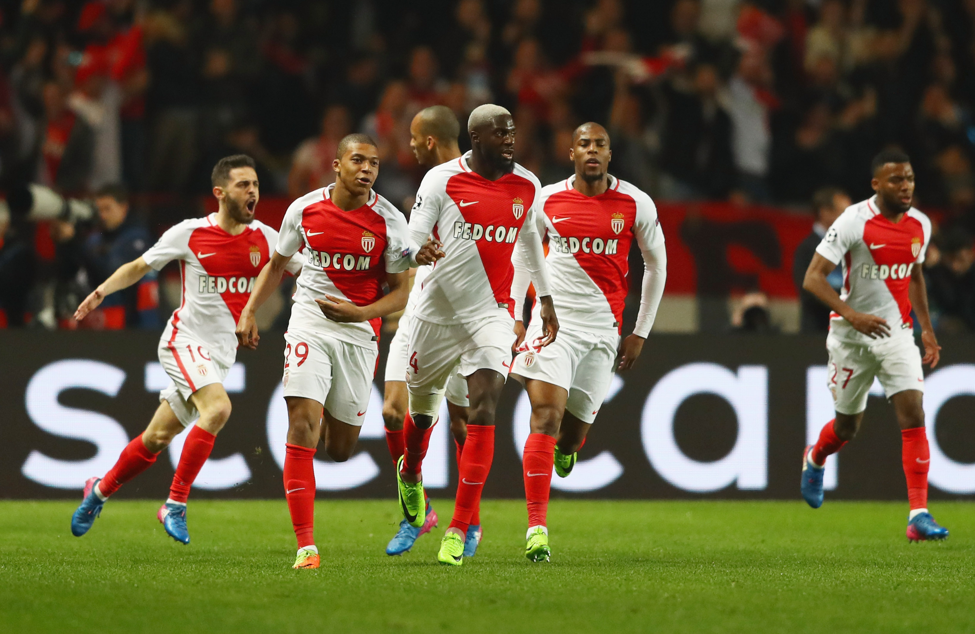As Monaco Manchester City