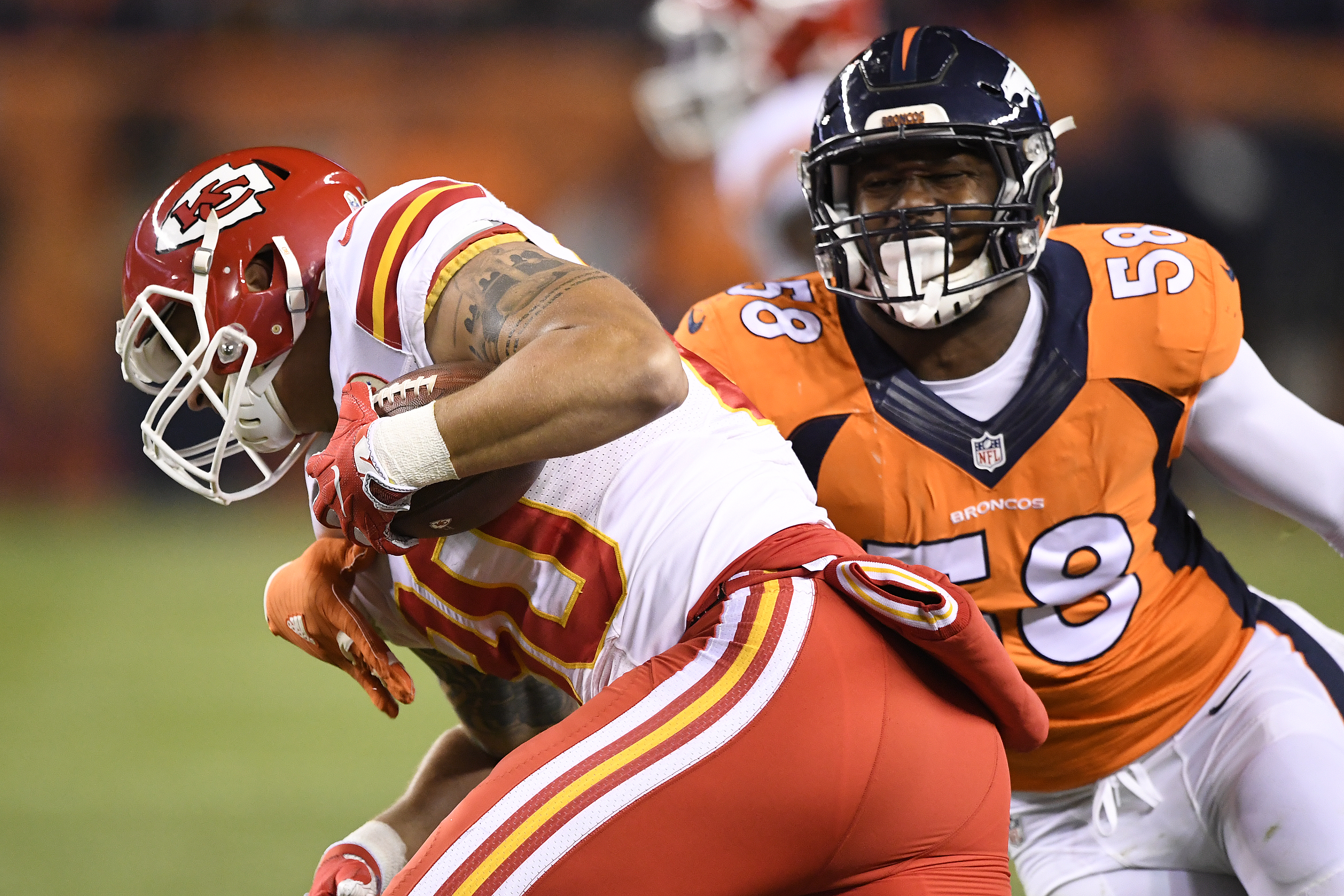 Chiefs: Chiefs Trade James O'Shaughnessy To Patriots To Move Up To