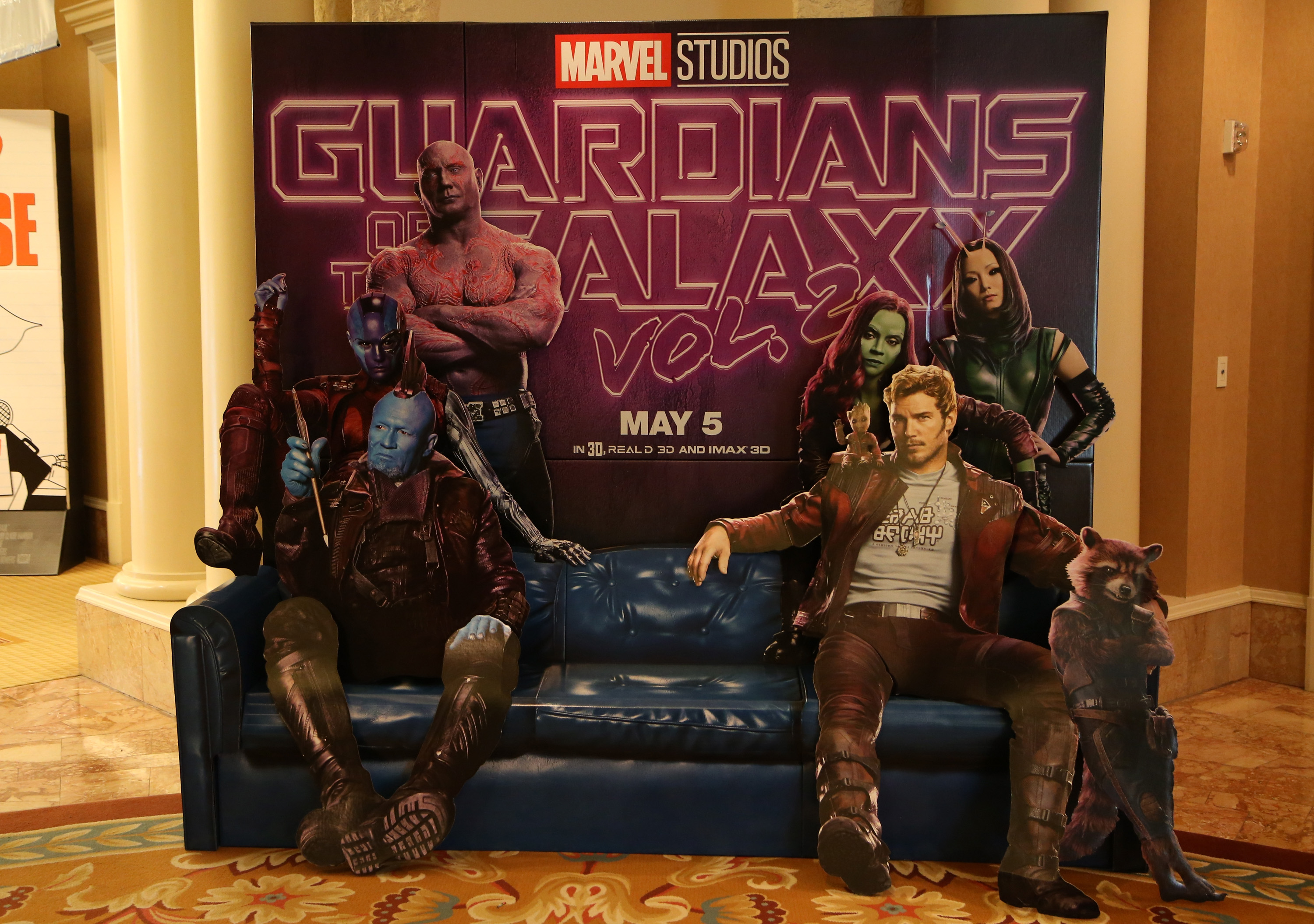 Guardians Of The Galaxy Vol 2 Who Is Star Lord S Father