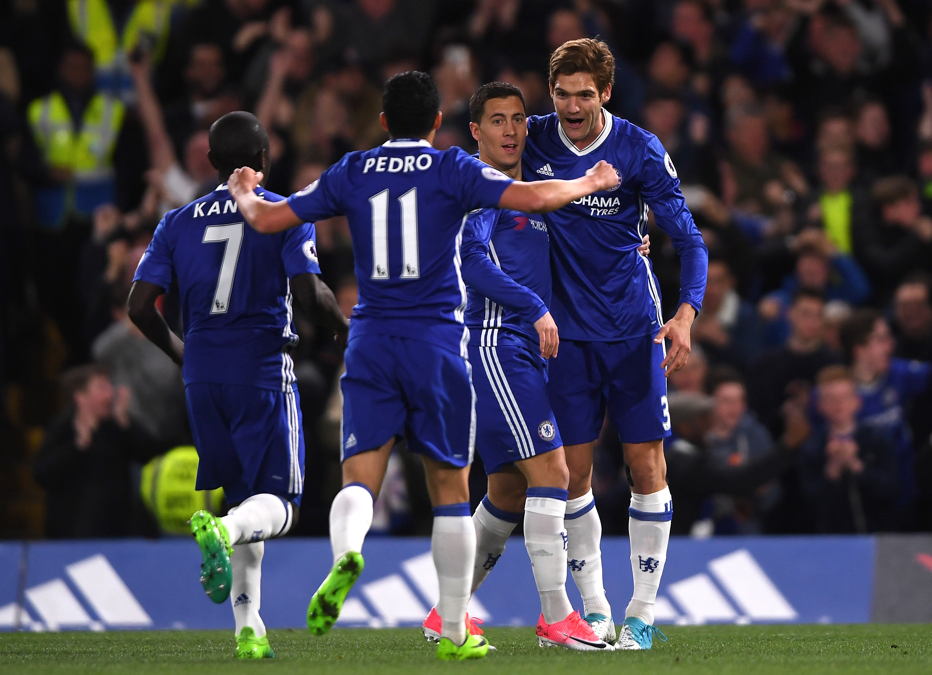 City Chelsea: Chelsea Showed Why They Will Win Premier League Title In