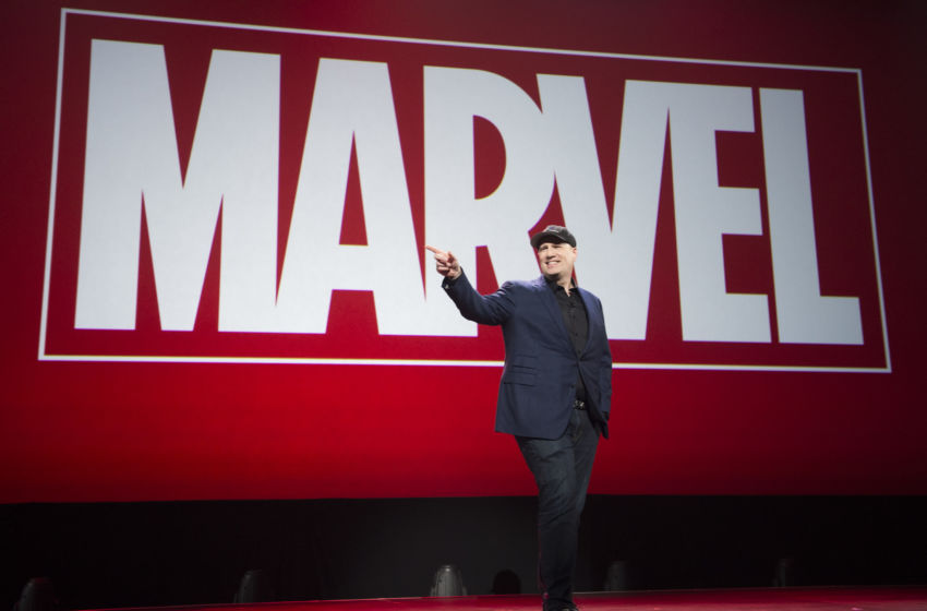 Marvel Studios Kevin Feige Discusses Marvel Studios 10th