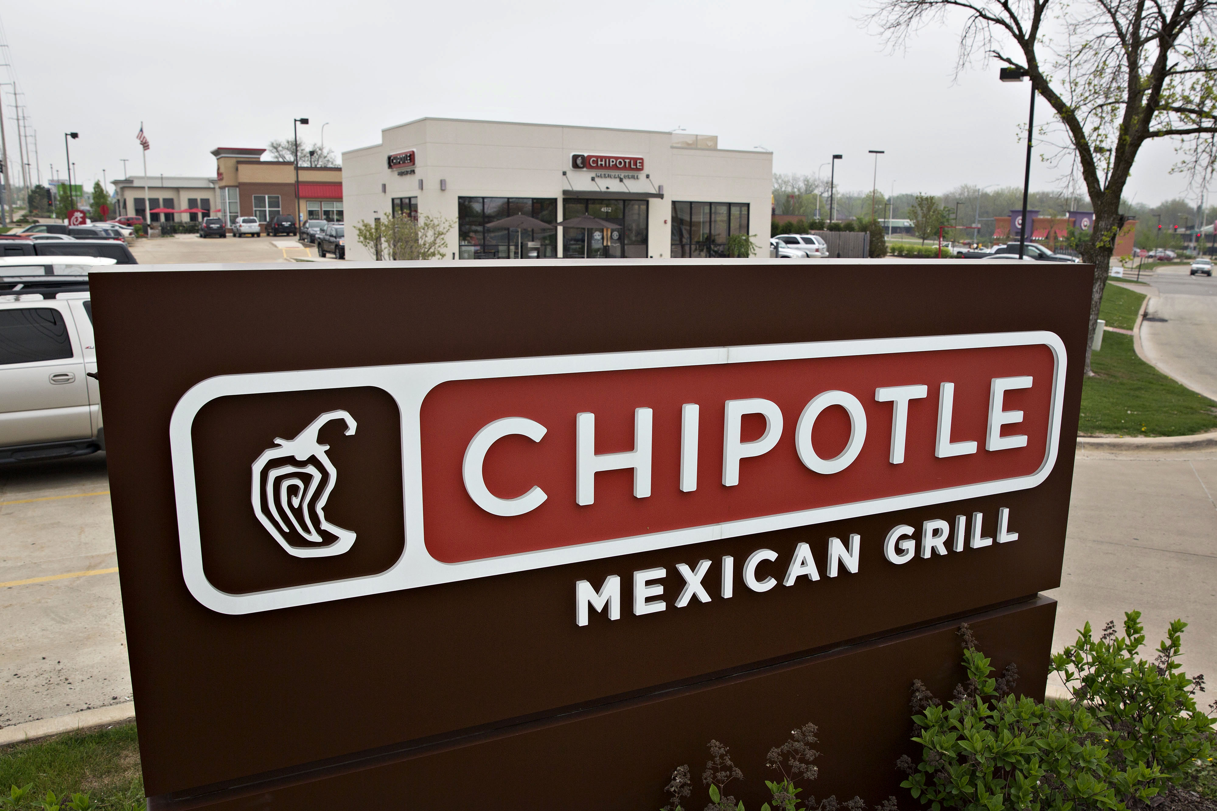 Chipotle Fast Food Locations