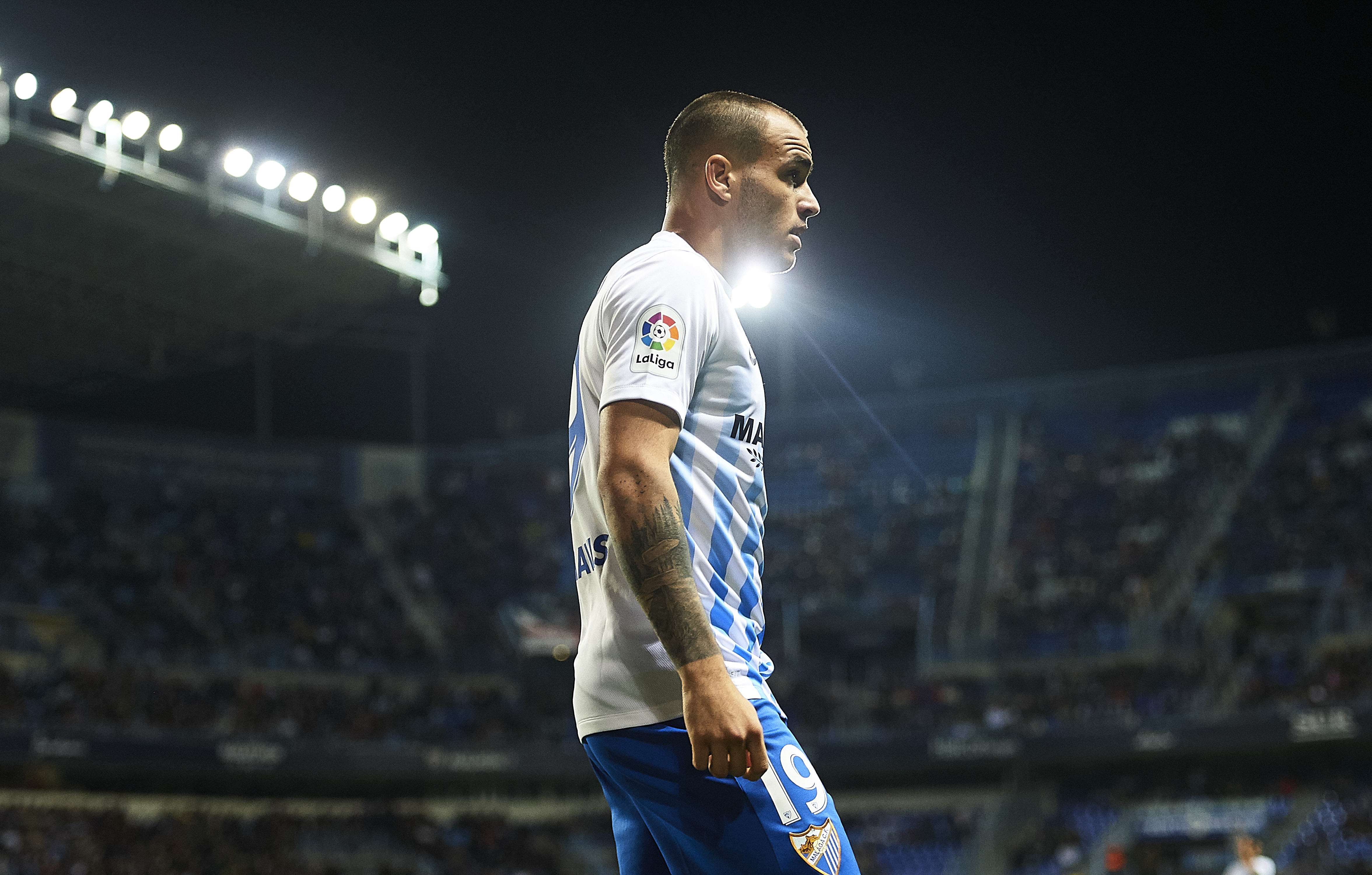 Everton beat Tottenham and Atletico to €6m forward agreement