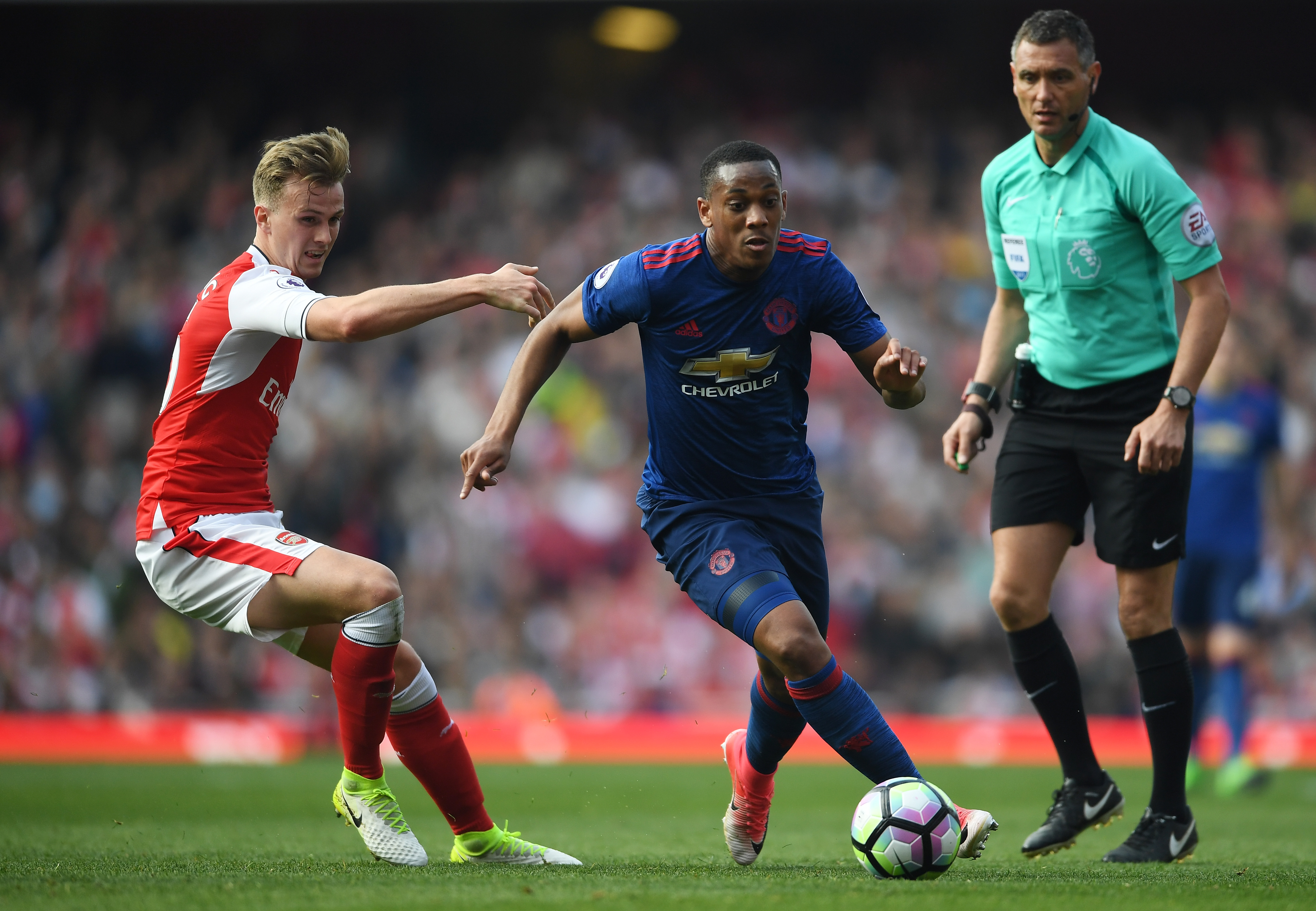 2016-2017 Season Performance Review: Anthony Martial