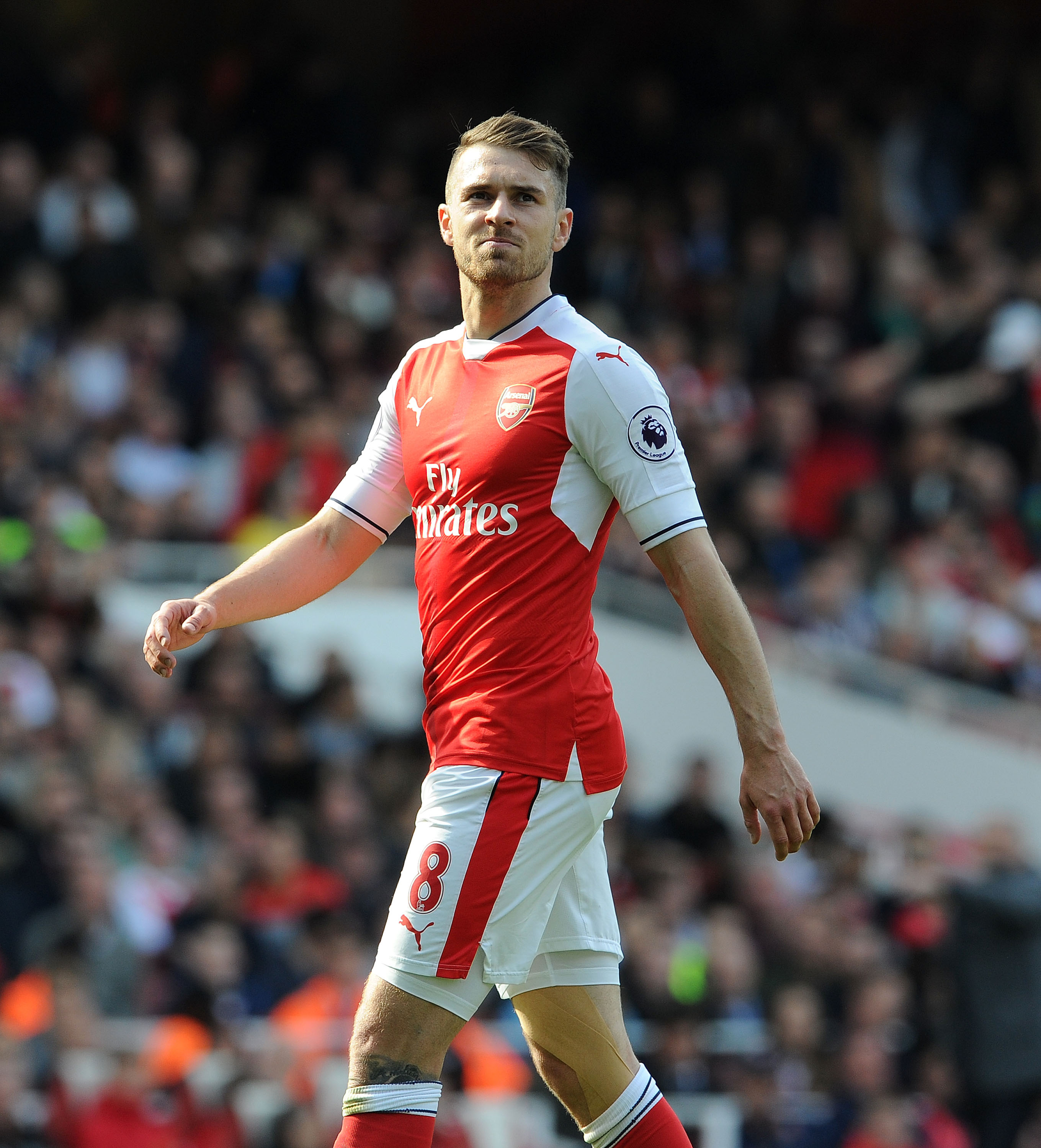 Arsenal: Aaron Ramsey closing book with poetic justice