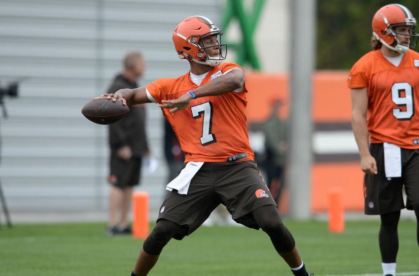 Browns Rumors Deshone Kizer Looking Forward To Starting