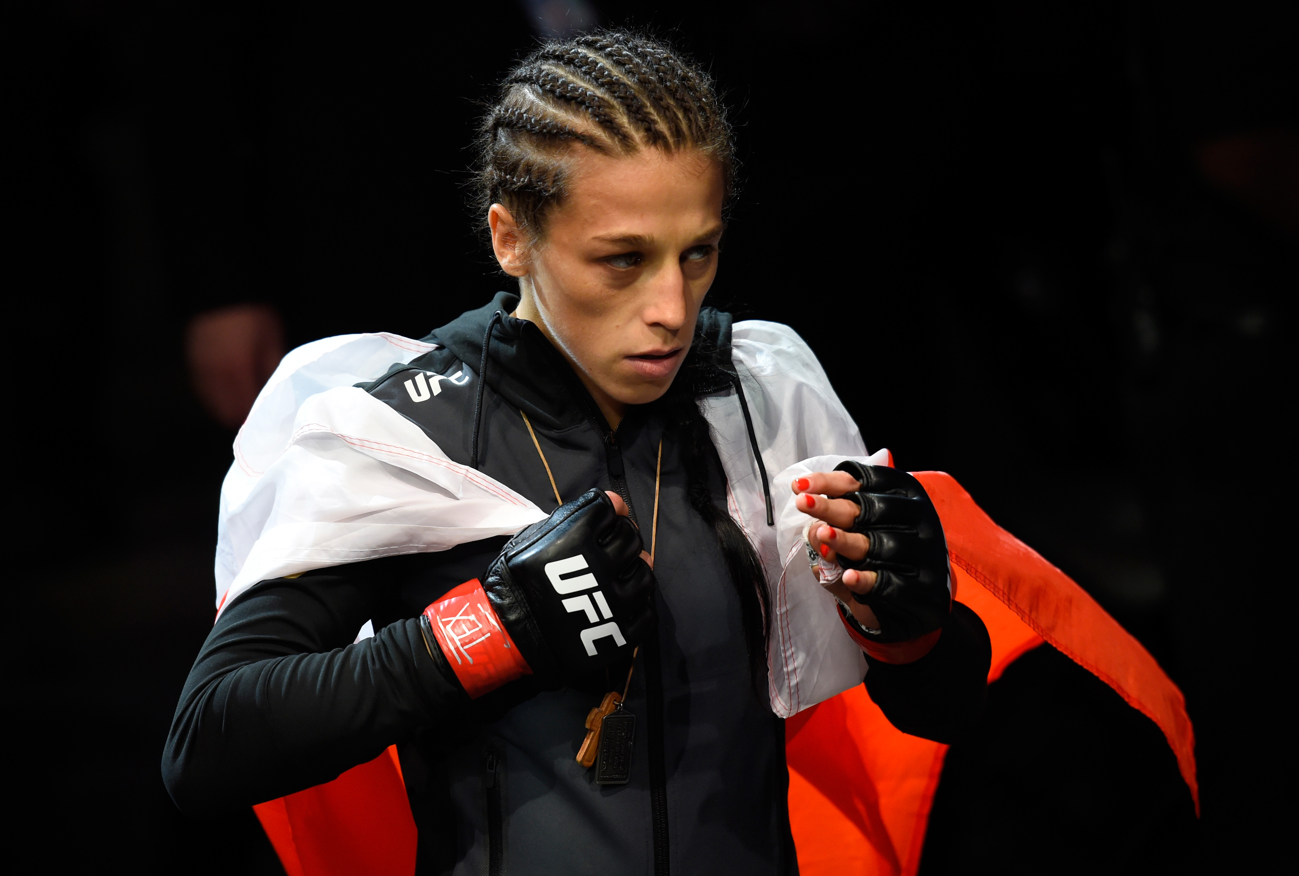 Joanna Jedrzejczyk Says Rose Namajunas Is A Future Ufc