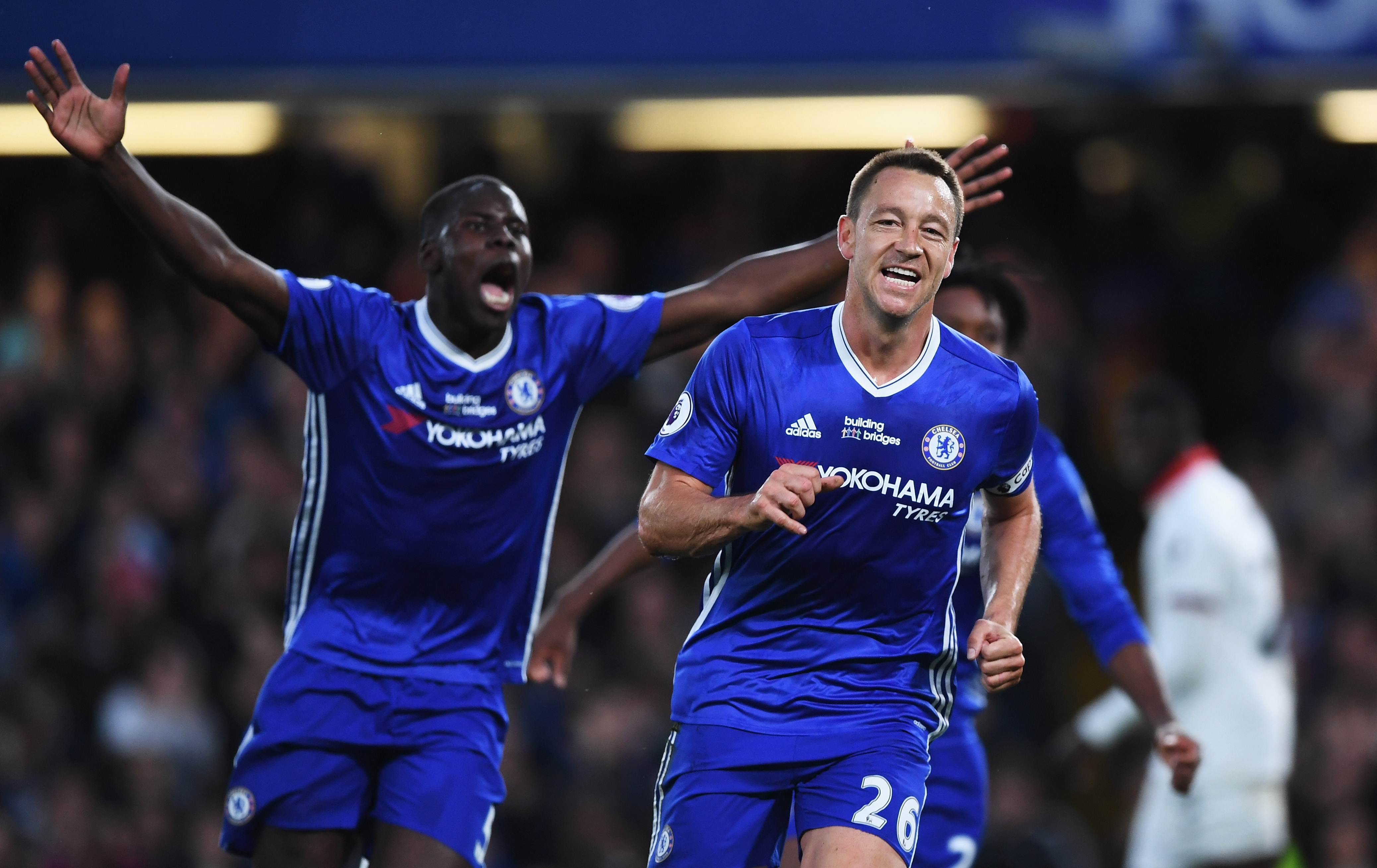 Chelsea Vs Watford: Terry, Loftus-Cheek And Fabregas: Three Points From