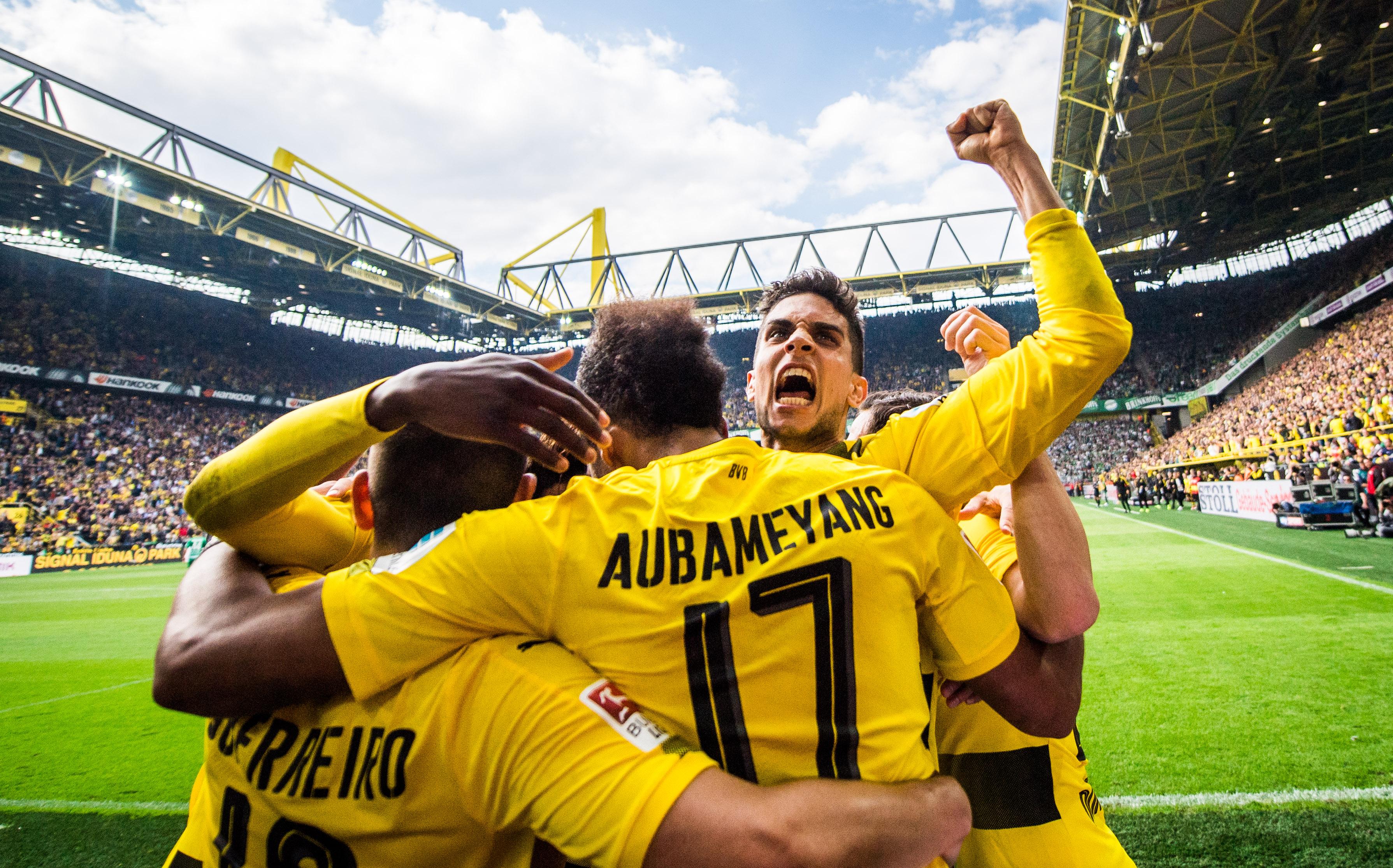 Dortmund Werder Bremen