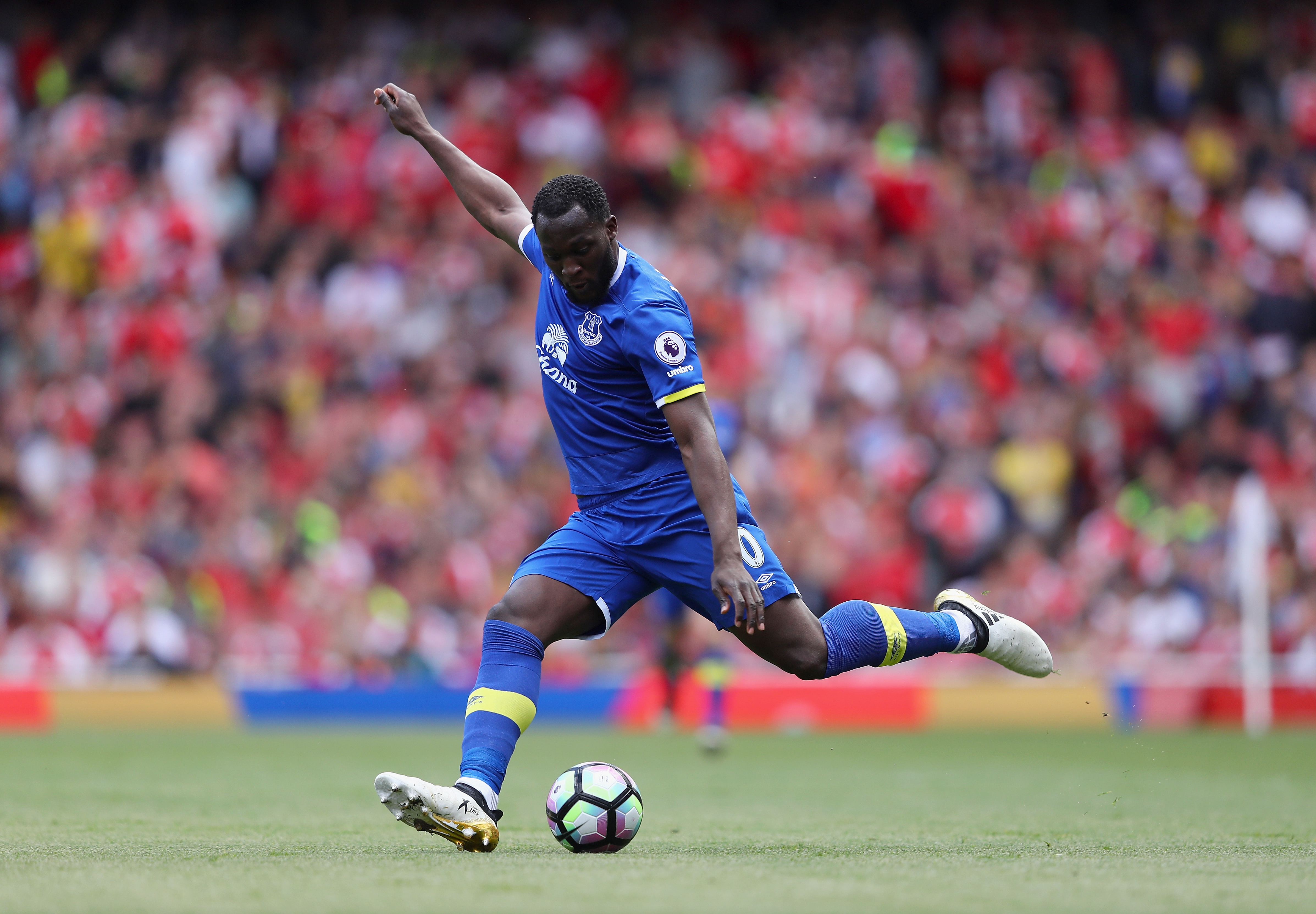 Lukaku: I know what is expected of me at Manchester United