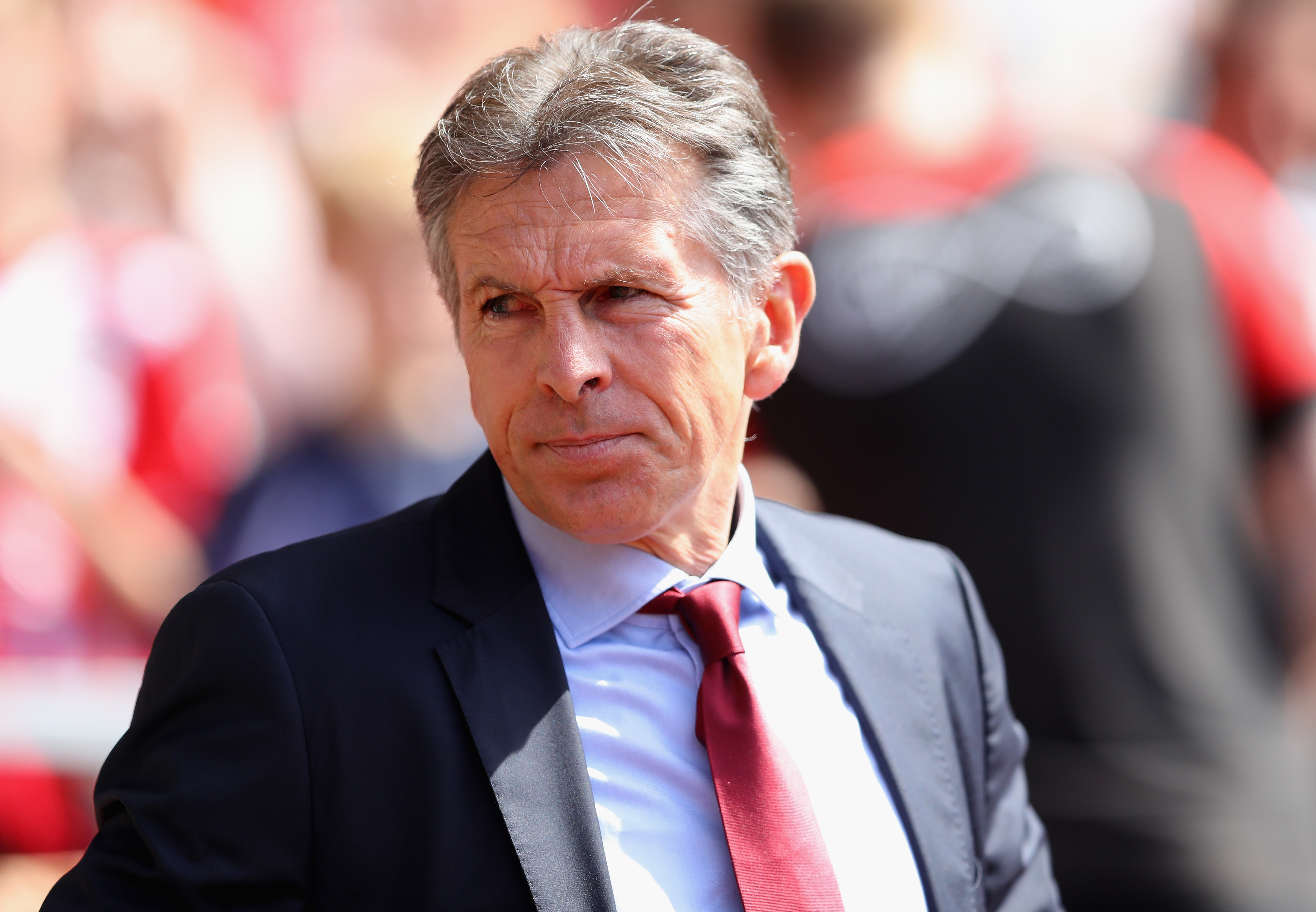Southampton terminate manager Puel's contract