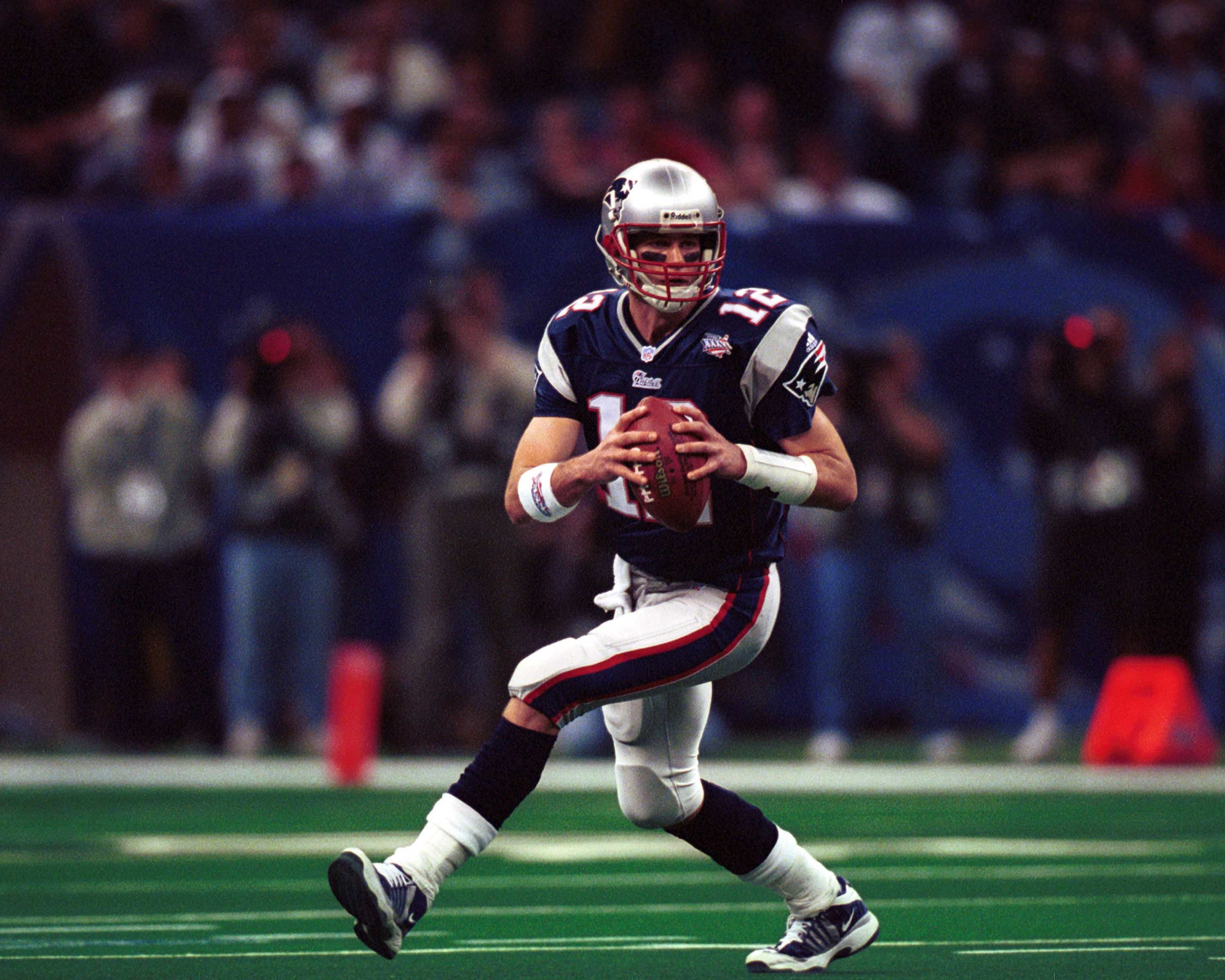 Madden 18 Isn T Tom Brady S First Video Game Cover