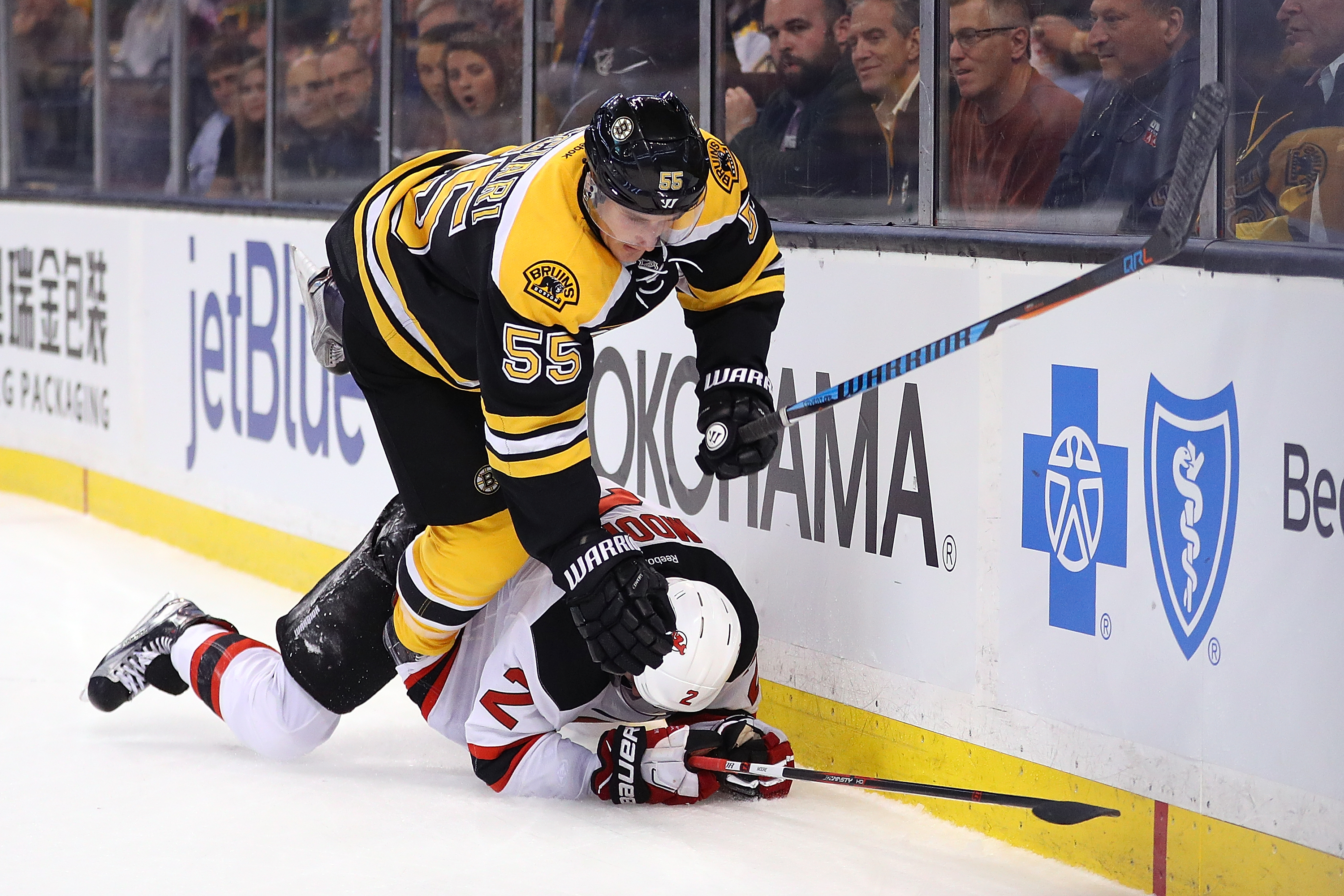 Boston Bruins News: Noel Acciari signing is a steal for ...Bruins News